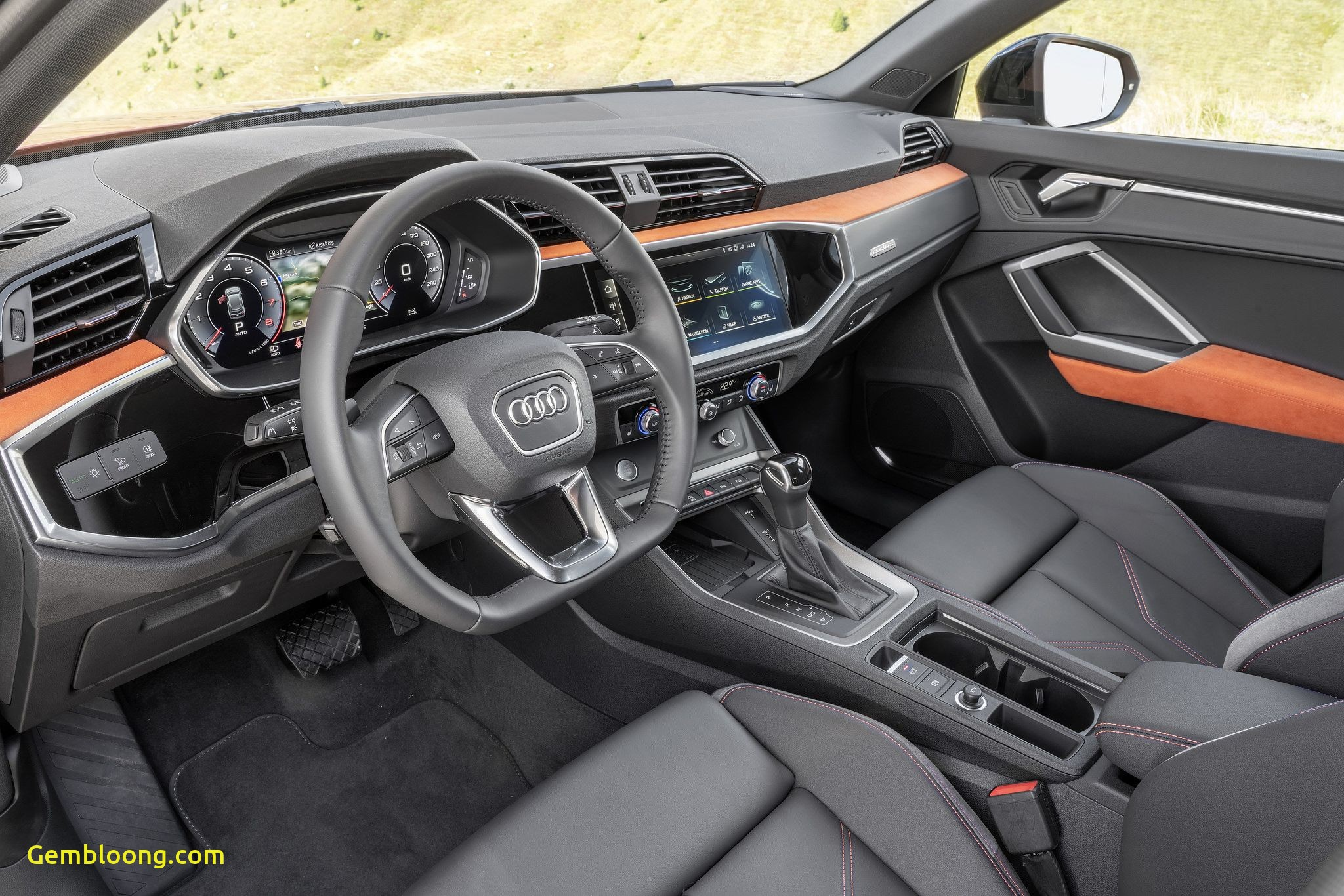 Audi Q3 2013 Best Of the New Audi Q3 Through the Italian Alps with the Sporty