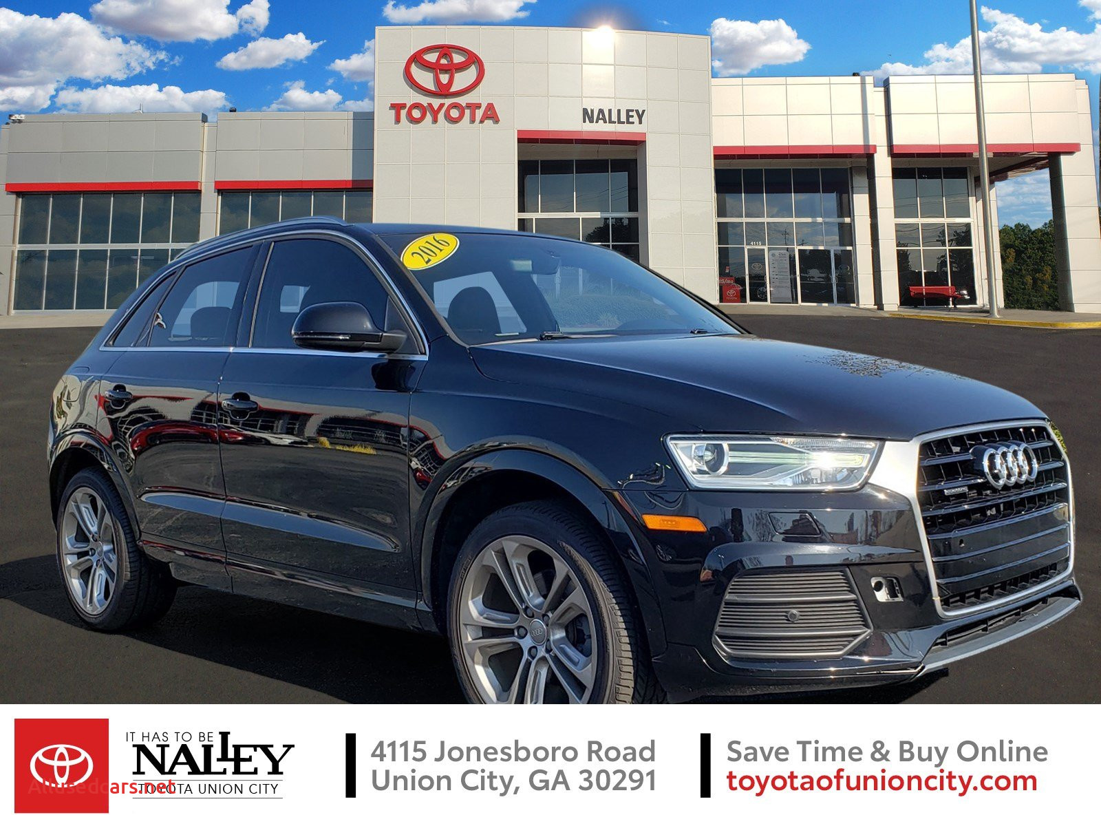 Audi Q3 for Sale Lovely Pre Owned 2016 Audi Q3 Premium Plus Awd Sport Utility