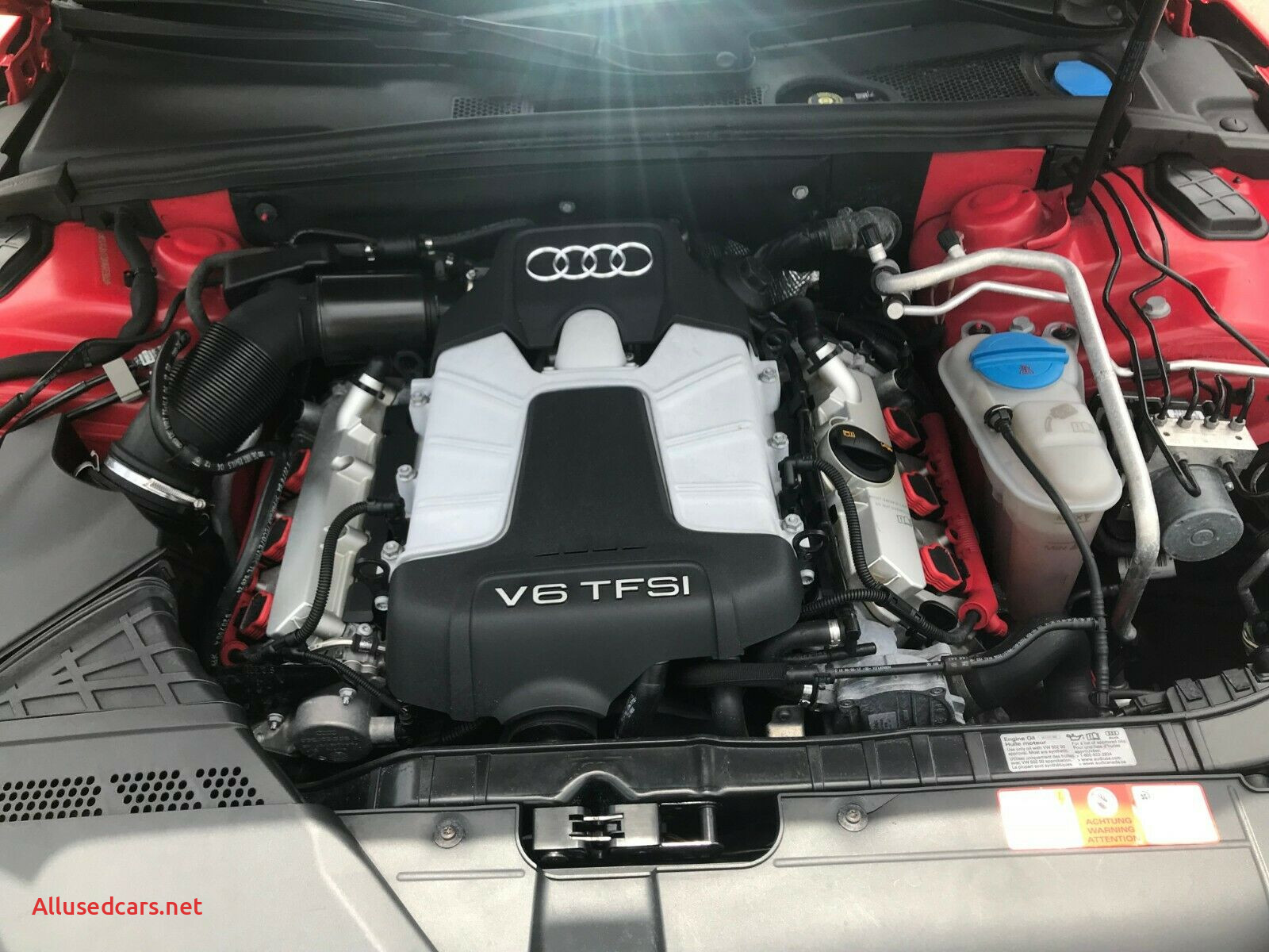 Audi Q7 2015 New Audi S5 2010 for Sale Exterior Color Red