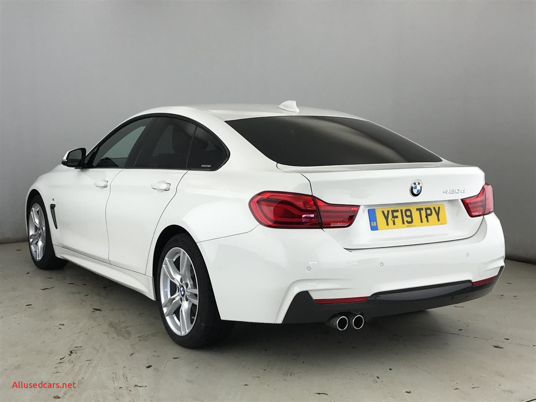 Bmw 428i Coupe Luxury Used 2019 Bmw 4 Series F36 420d M Sport Gran Coupe B47o 2 0d