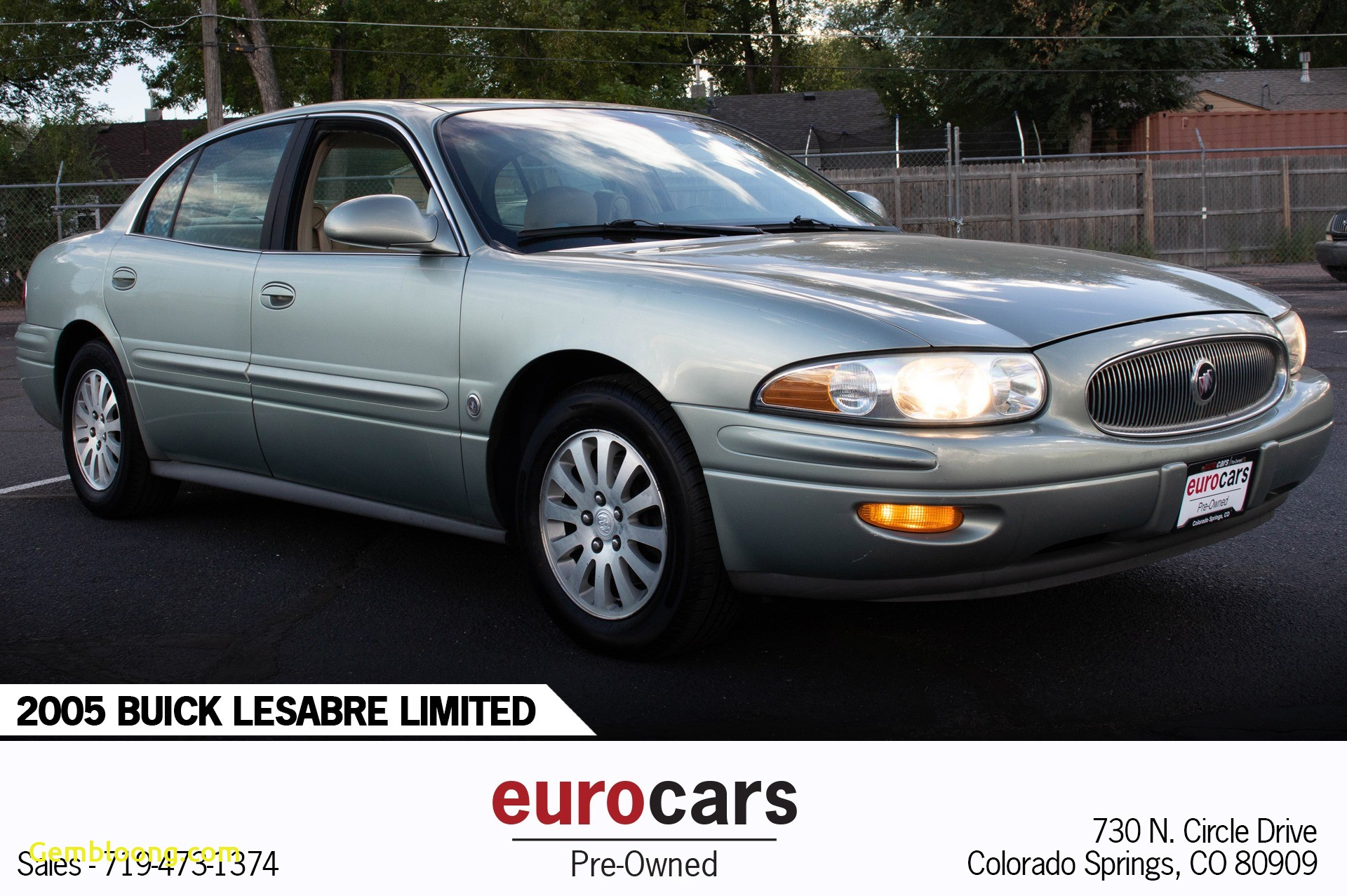 Buick Lesabre Luxury 2005 Buick Lesabre Limited Stock E B for Sale Near
