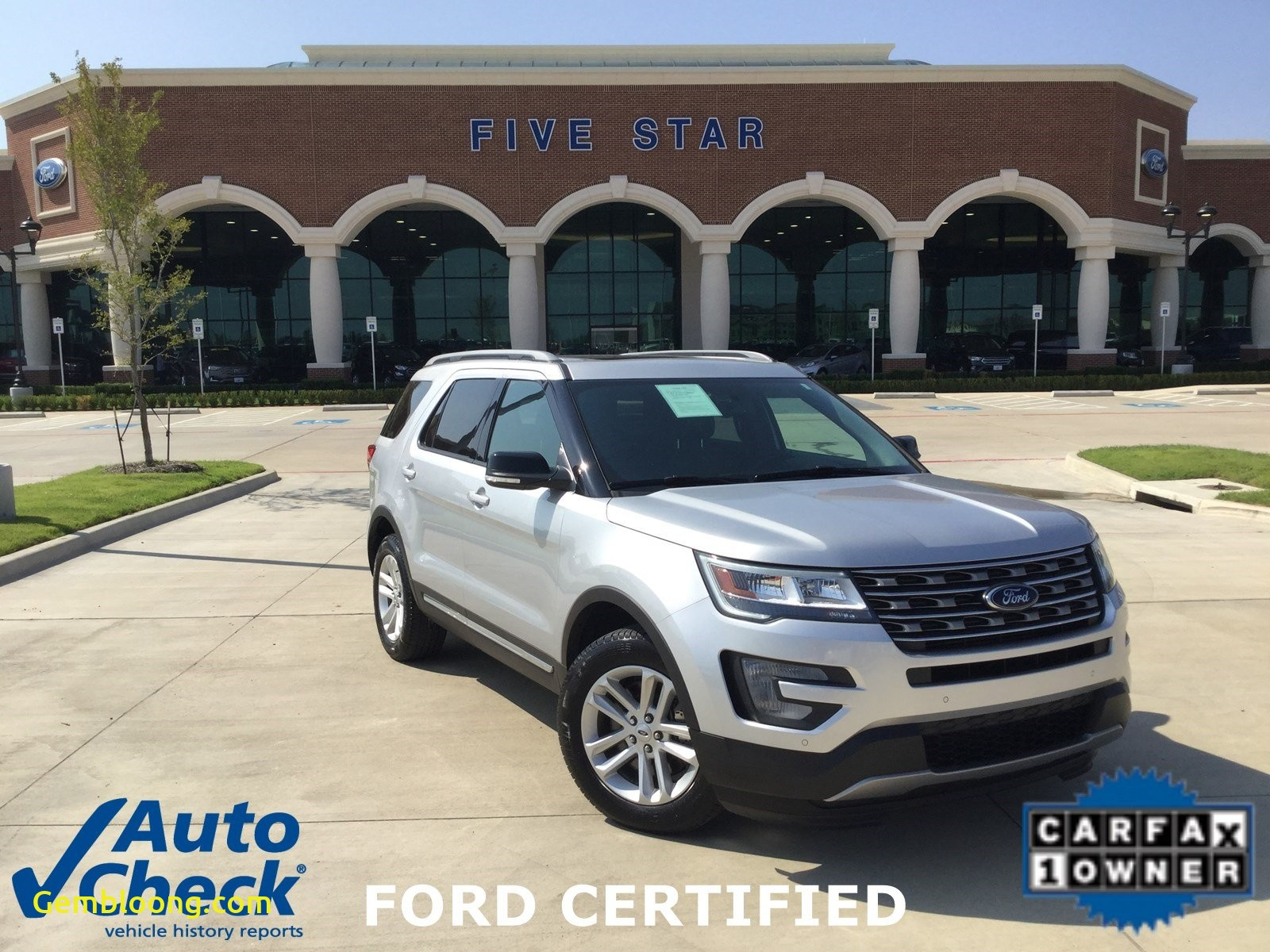 Carfax Used Cars Near Me Best Of 2017 ford Explorer Xlt