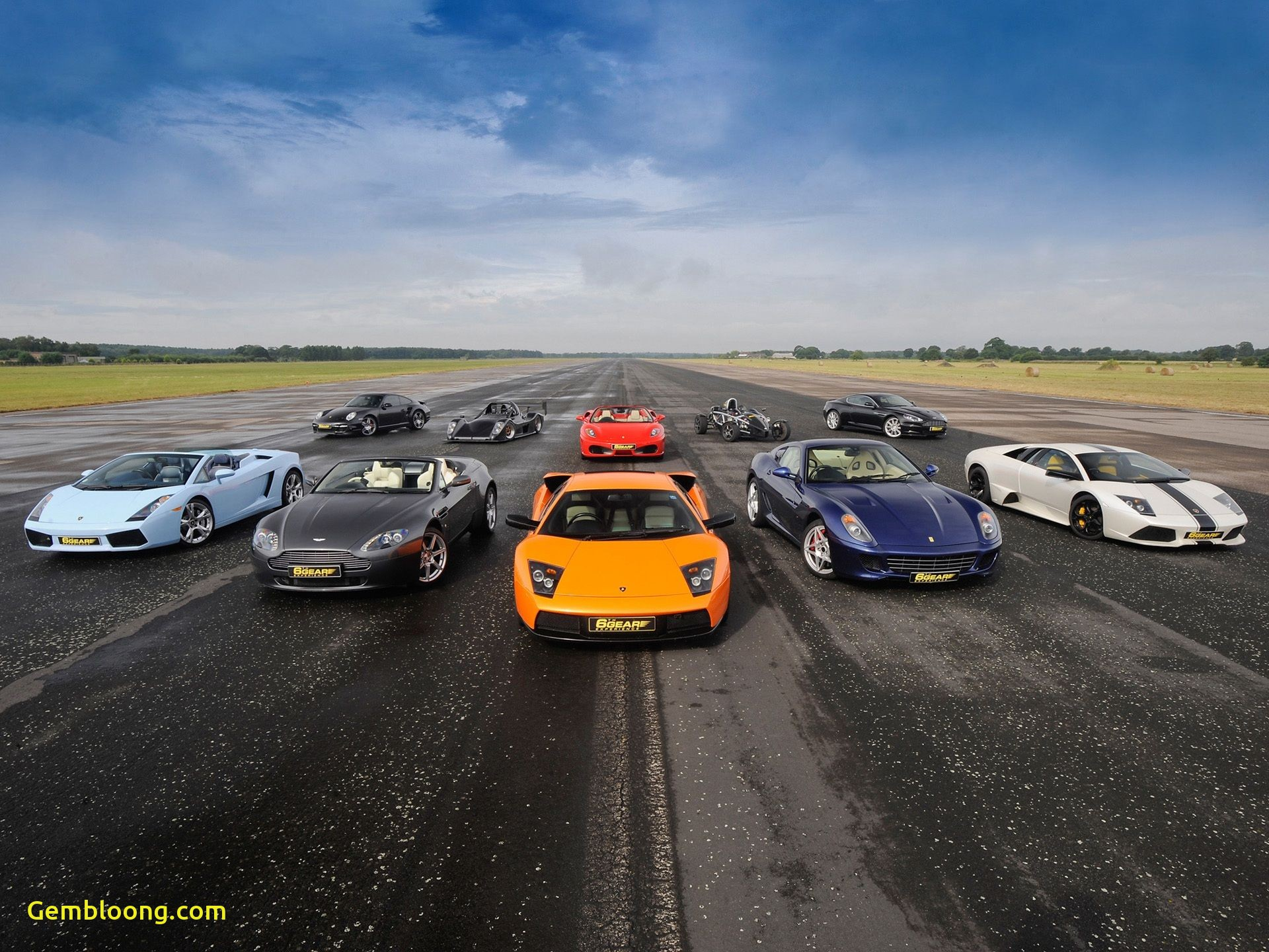 Cars4u Awesome Supercars Collection