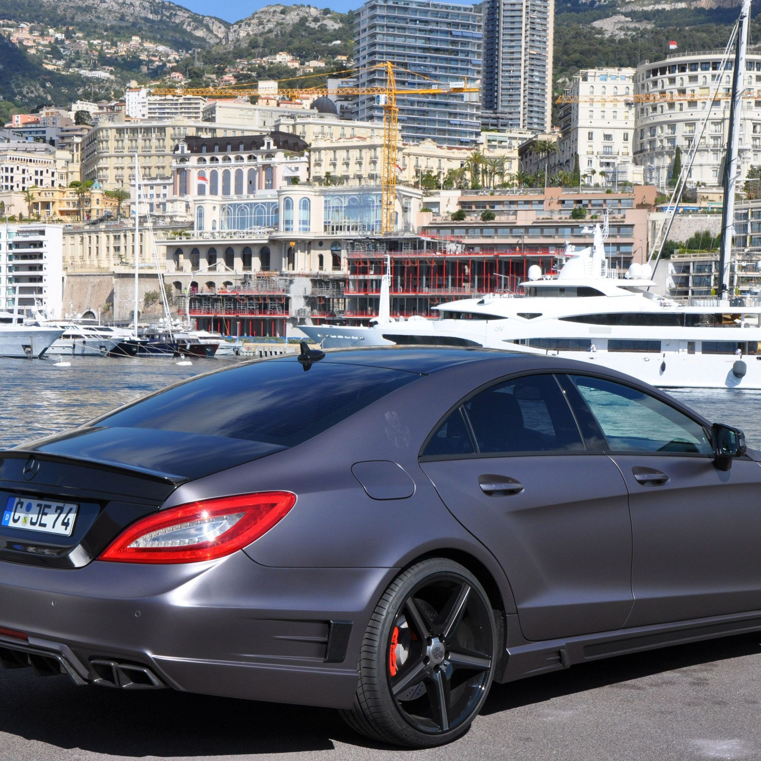 """Cls 2017 Inspirational the German Special Customs Mercedes Benz """"stealth"""" Cl563 Amg"""