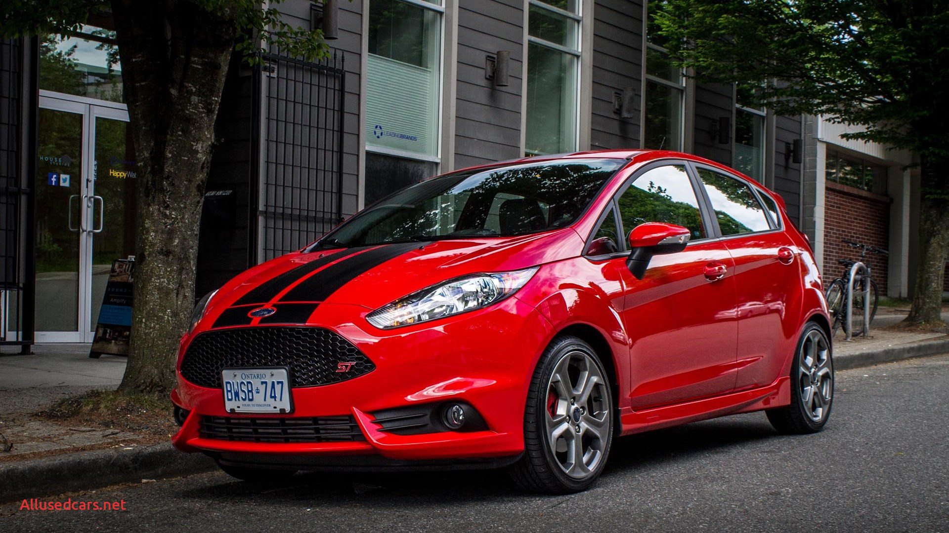 Fiesta St for Sale Elegant the Quick and the Dad 2015 ford Fiesta St Review