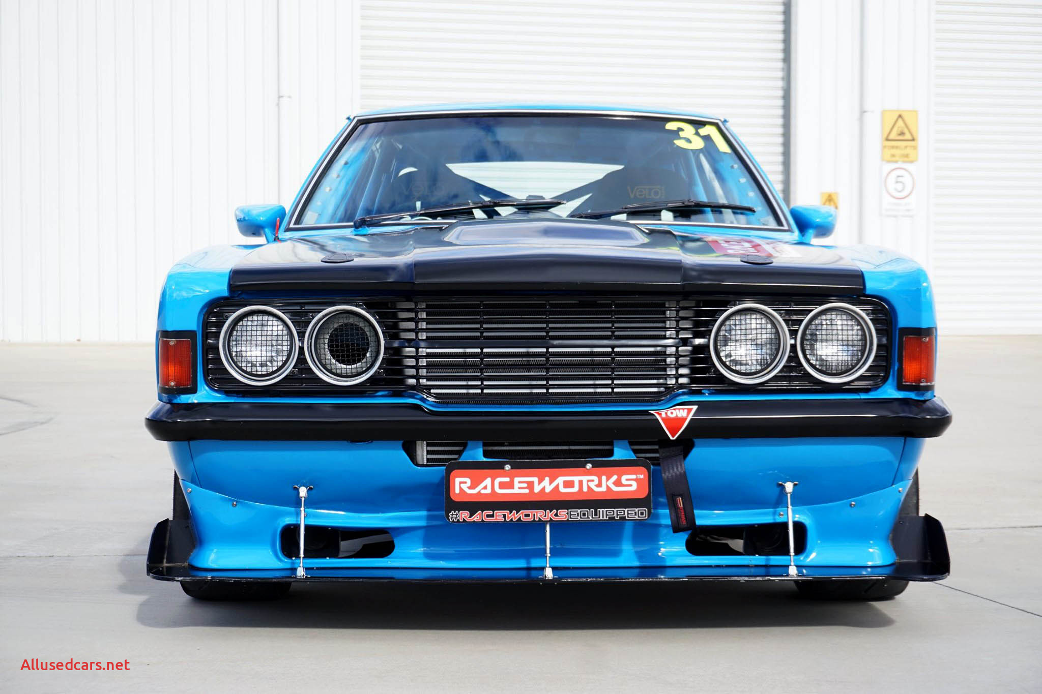 1973 Ford Cortina with a turbo Barra inline six 02