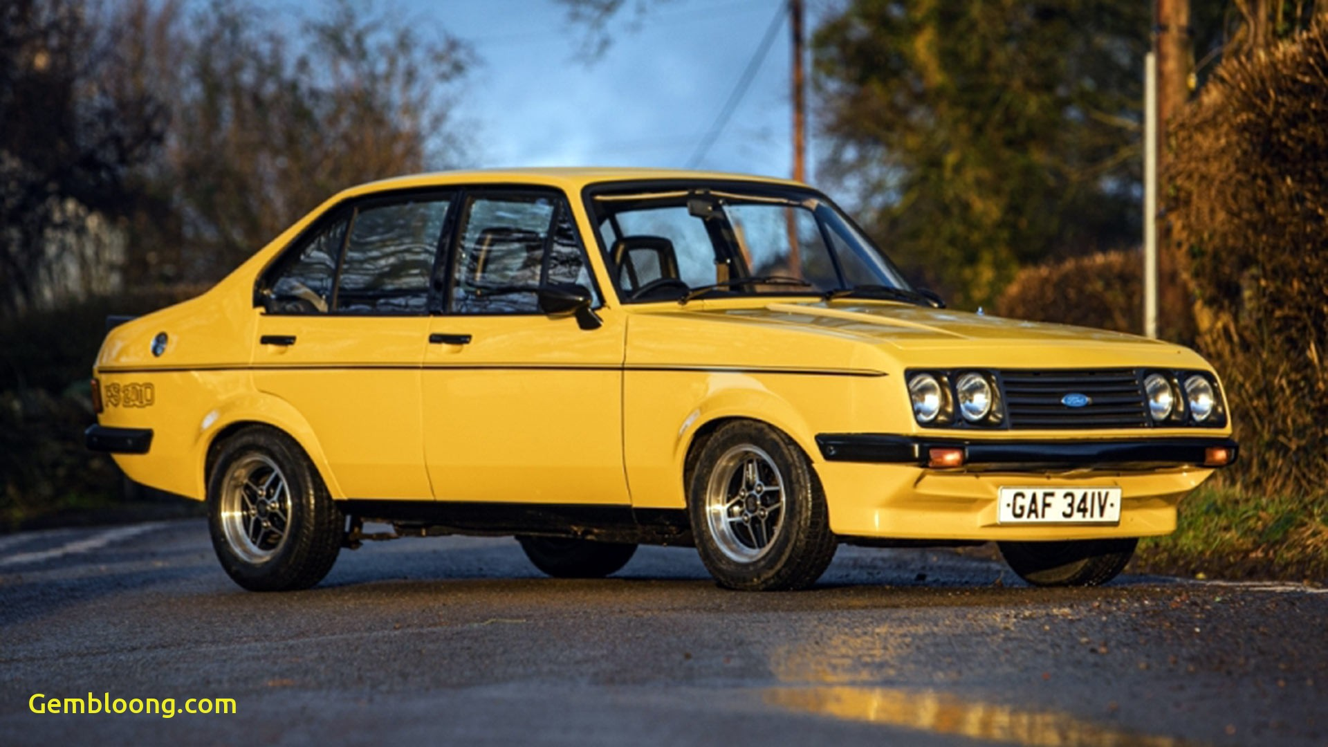 Ford Escort for Sale Best Of Rare Australian 1979 ford Escort Rs2000 Four Door Heading to