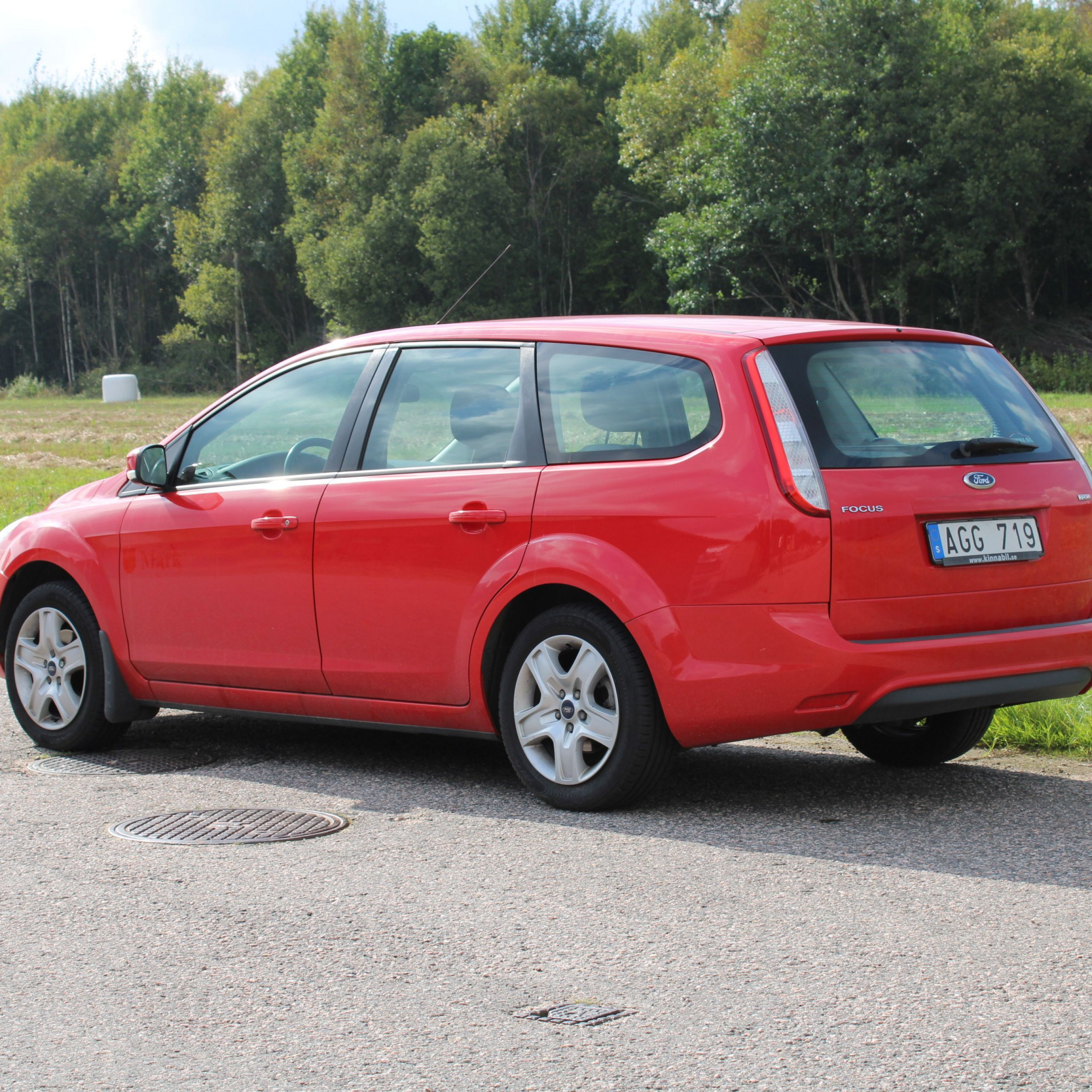 Ford Focus 2010 Beautiful ford Focus 1 6 Tdci 10 [agg719] Ps Auction We Value the