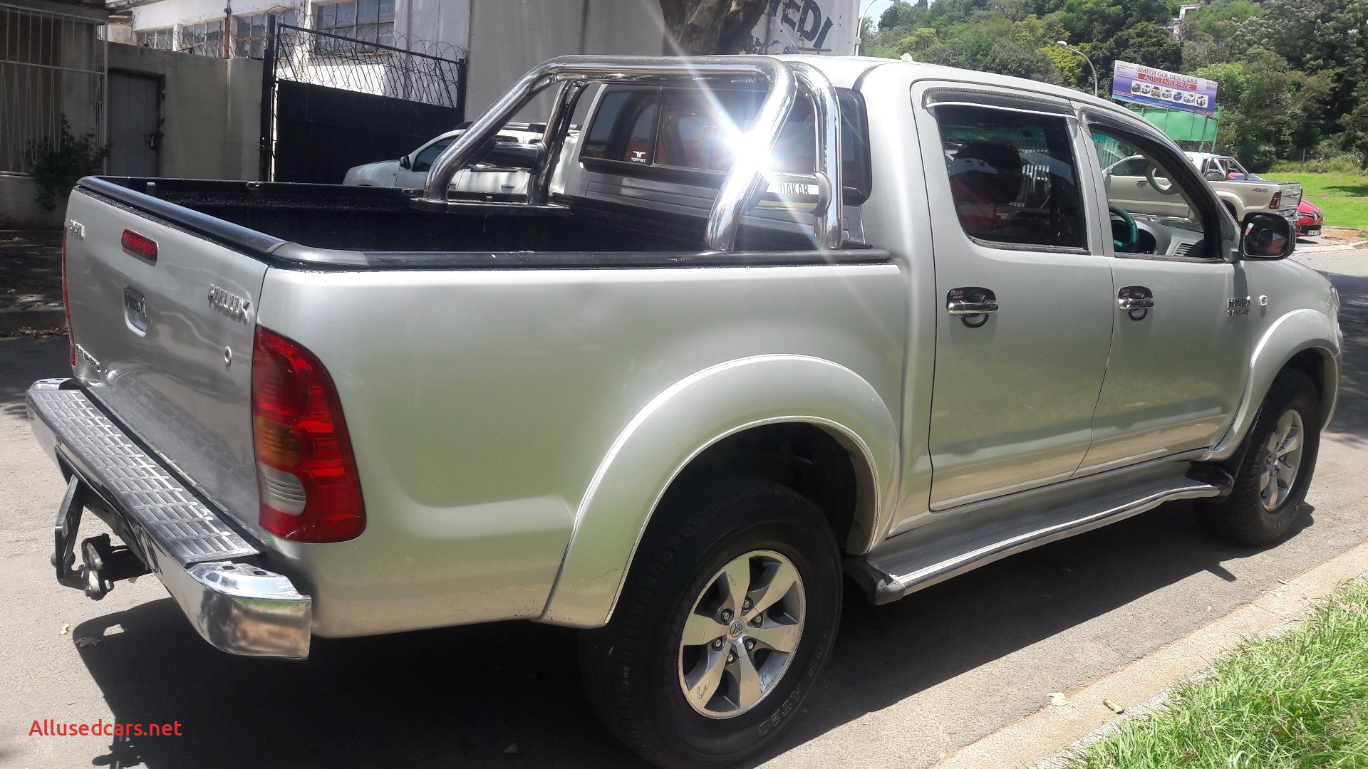 toyota hilux 3 0d 4d double cab 4x4 raider 2008 id or