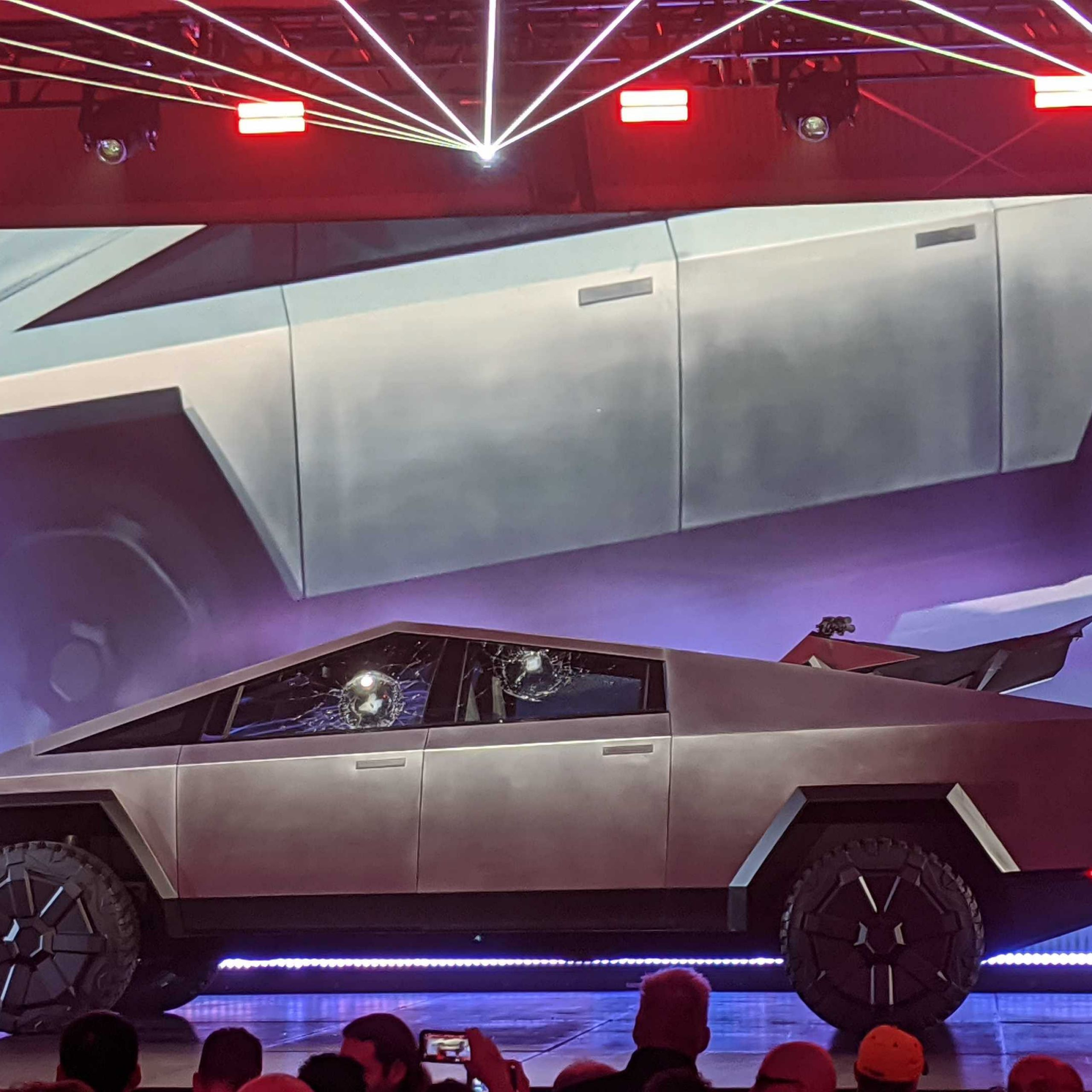 How Much Tesla Truck Cost Inspirational Tesla Accidentally Busted Two Windows On the Cybertruck