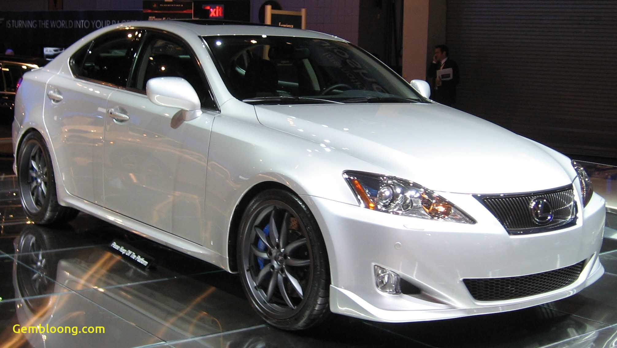 Lexus Gs 350 Luxury Dream Car Lexus isf In Pearl White with Tinted Windows and