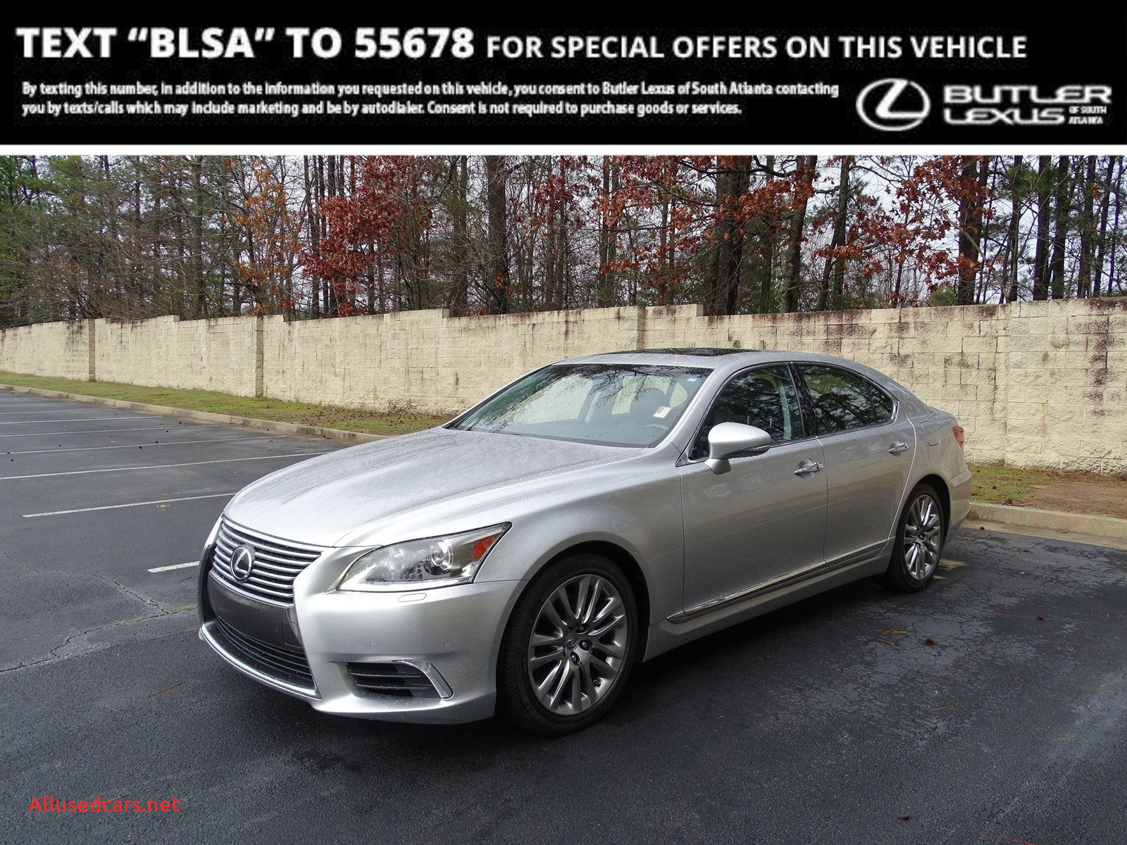 Lexus Ls 460 for Sale Fresh Pre Owned 2014 Lexus Ls 460