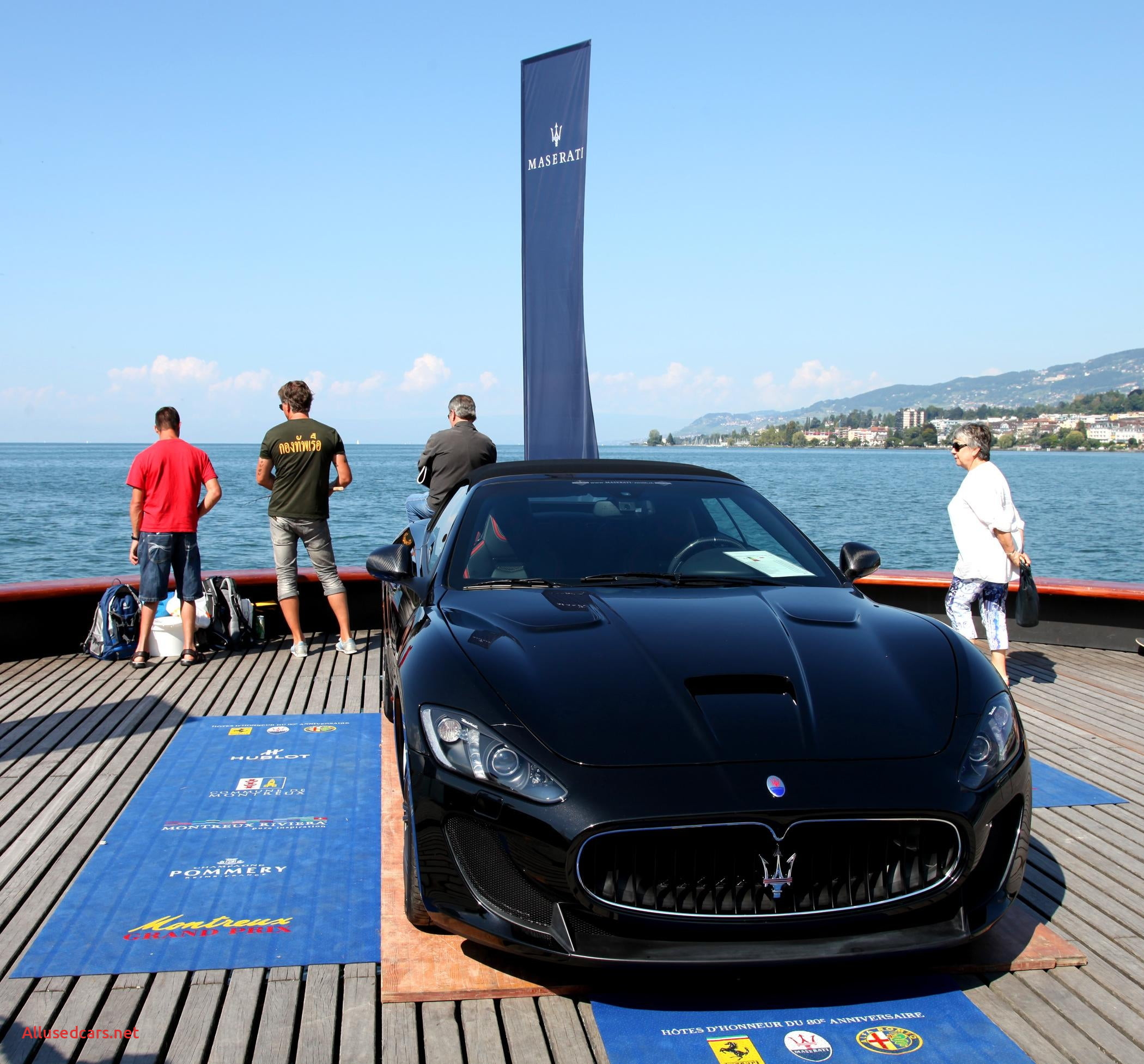 Maserati Granturismo Awesome S Of Grand Prix De Montreux
