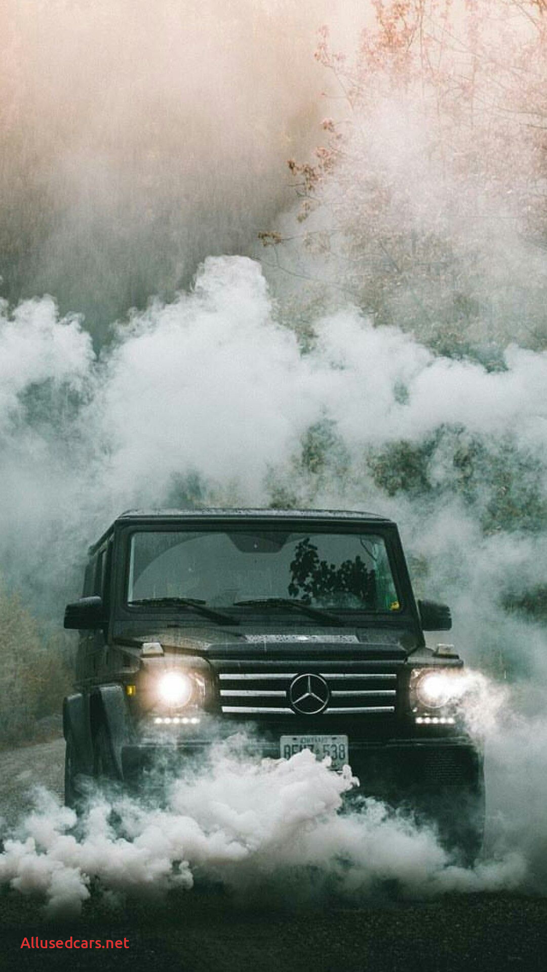 Mercedes 2008 Awesome Merc G63 Smoke Wallpaper Tristar Headlamps