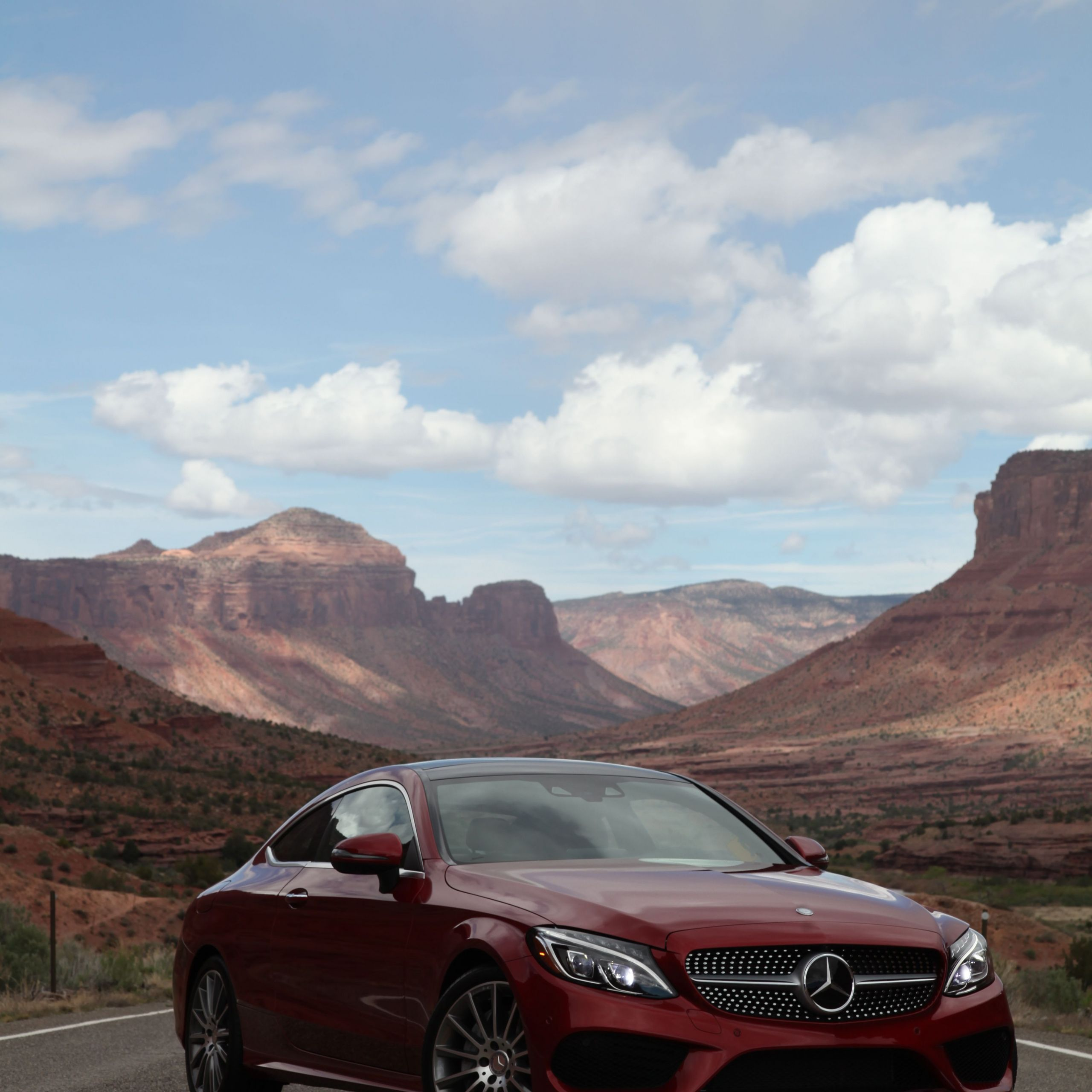 Mercedes Benz E 350 New Instantly Thrilling the New C Class Coupé