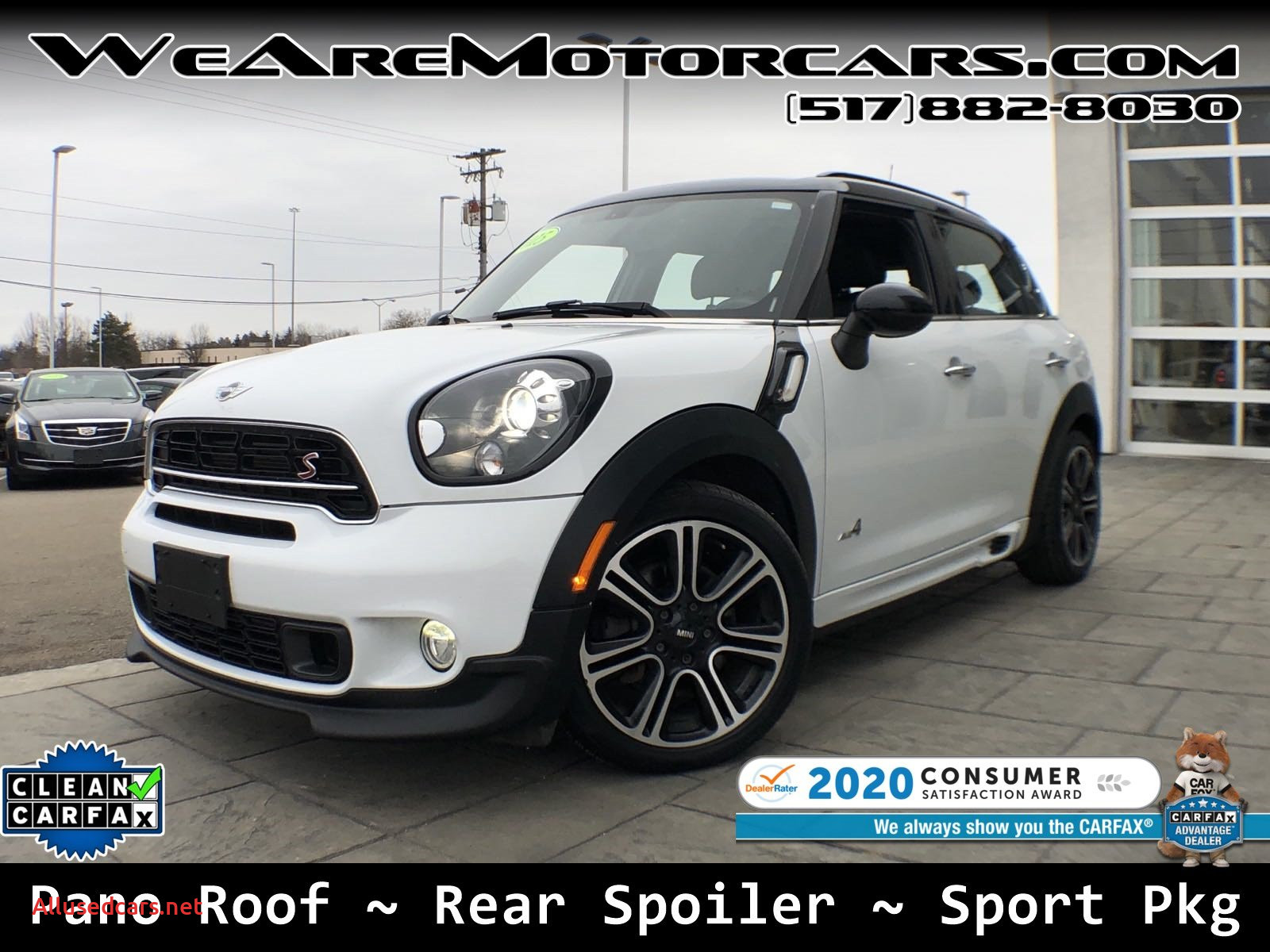 Mini Cooper Dealer New Used 2015 Mini Cooper Countryman for Sale at Motorcars Group