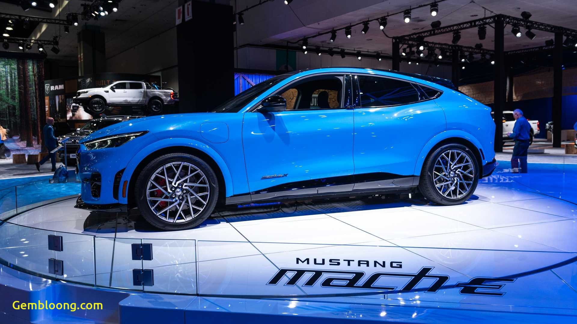 Mustang Mach E Fresh ford Reveals Interesting Facts About Mustang Mach E Reservations