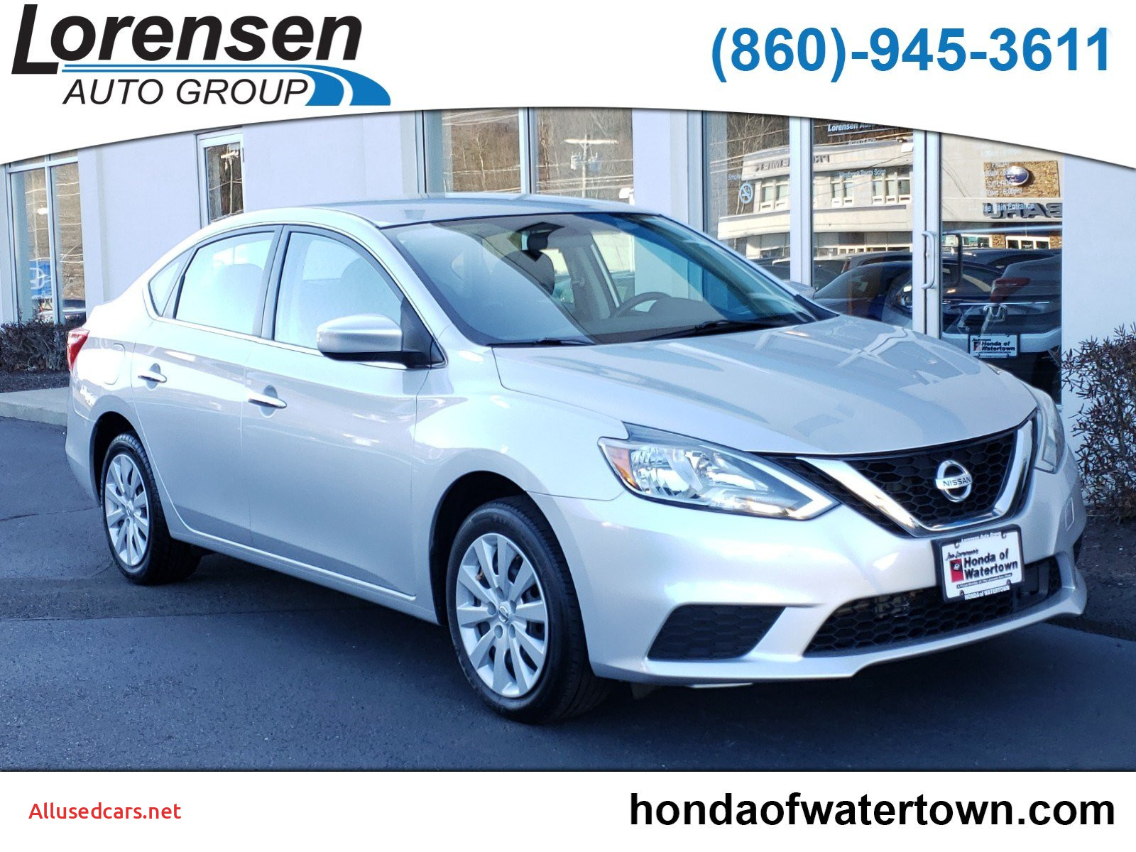 Nissan Sentra for Sale Luxury Pre Owned 2018 Nissan Sentra S Fwd 4dr Car