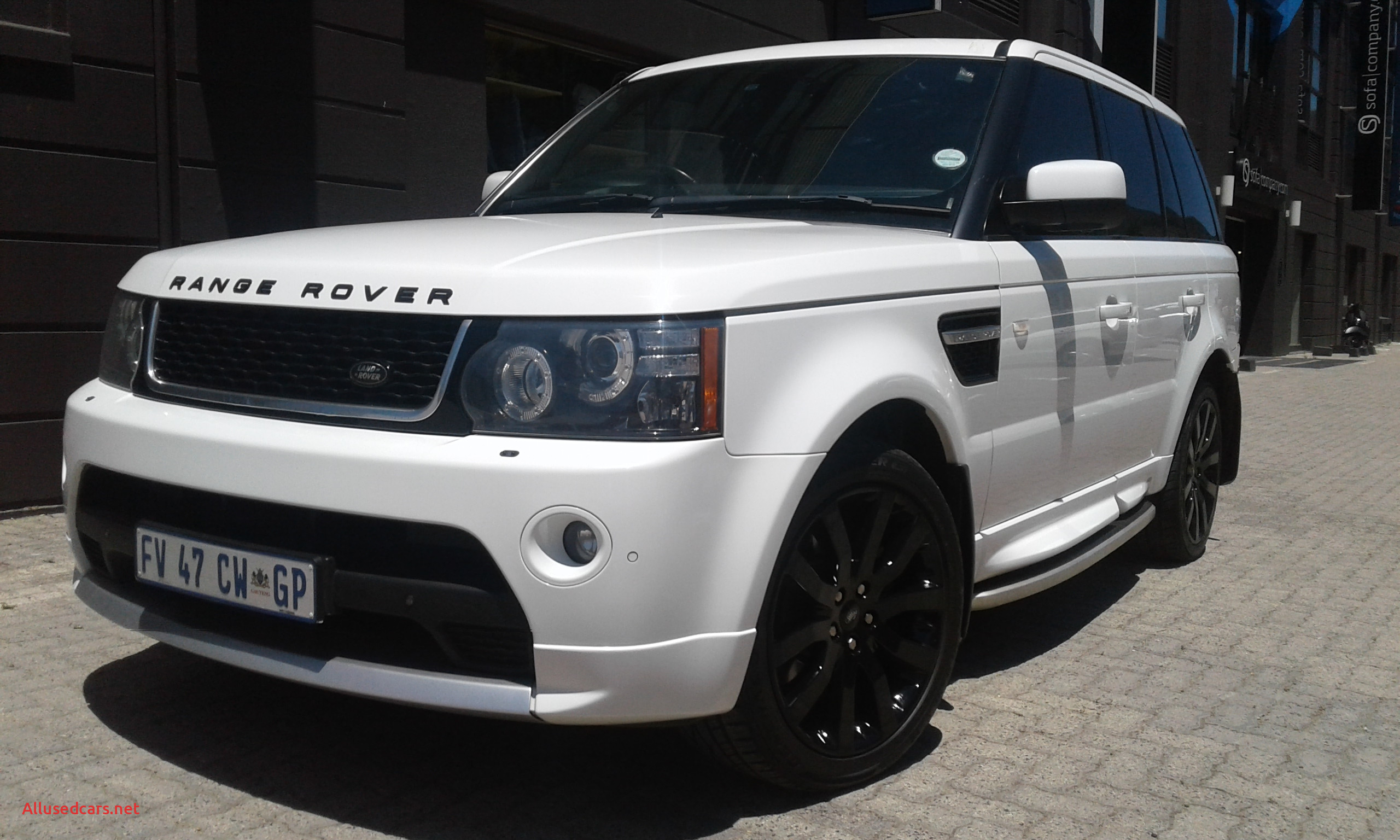 Range Rover 2011 Awesome 2013 Land Rover Range Rover Sport 3 0d Hse Lux