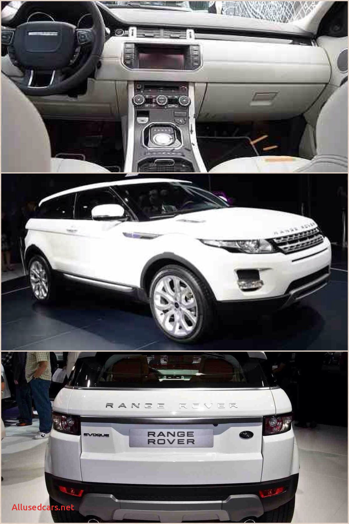 Range Rover Sport 2012 Awesome Land Range Rover Evoque Beauty