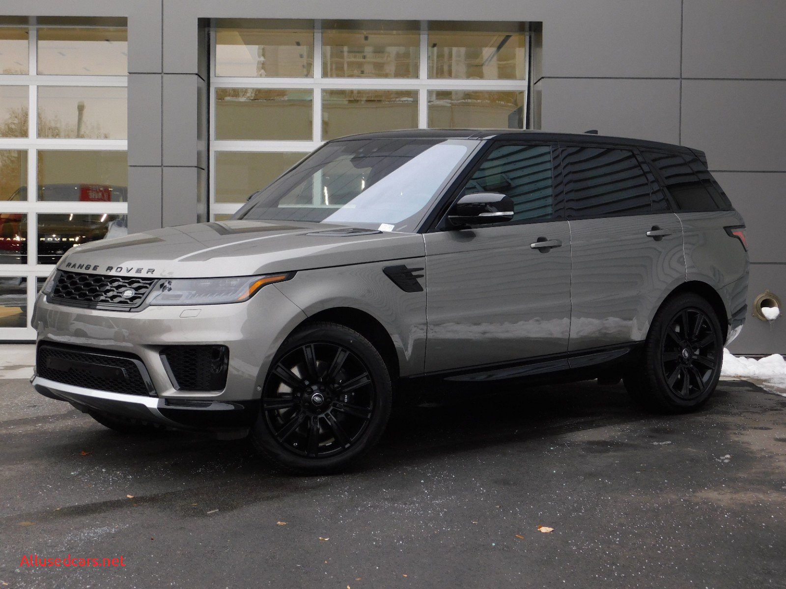 Range Rover Sport 2012 Fresh New Land Rover Range Rover Sport Hse with Navigation & 4wd