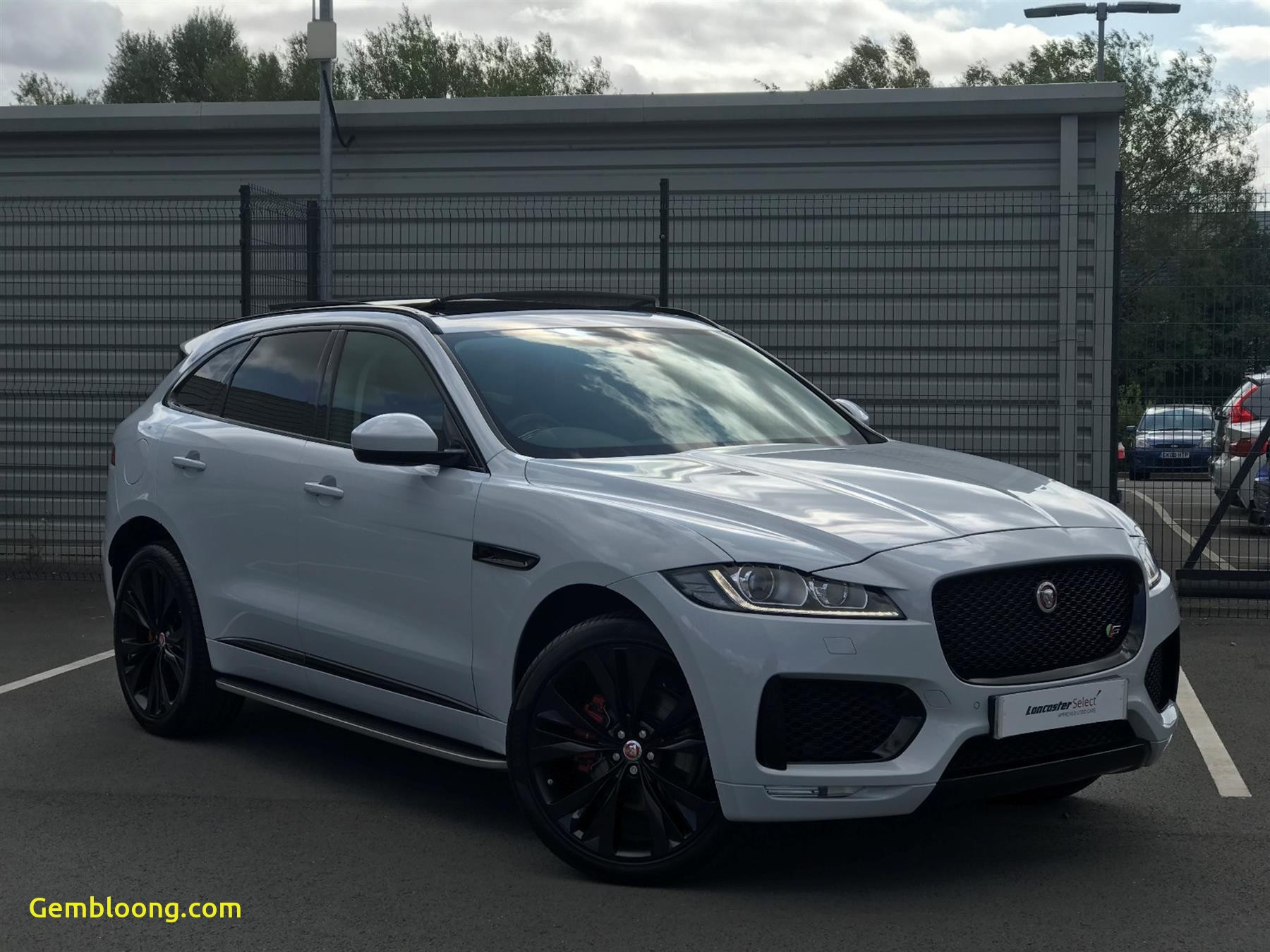 Select Motors Awesome Used 2019 Jaguar F Pace 3 0d V6 S 5dr Auto Awd for Sale In