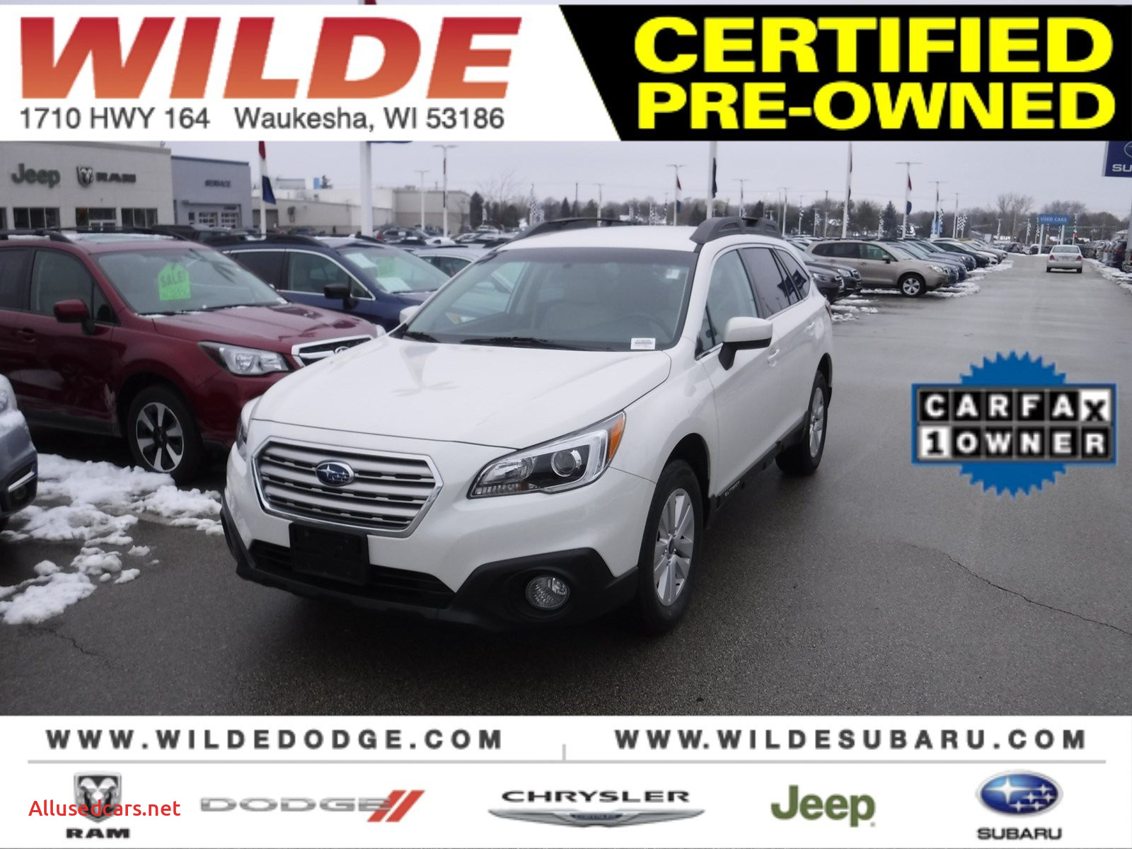 Subaru Brz Used Lovely Certified Pre Owned 2017 Subaru Outback Premium Awd