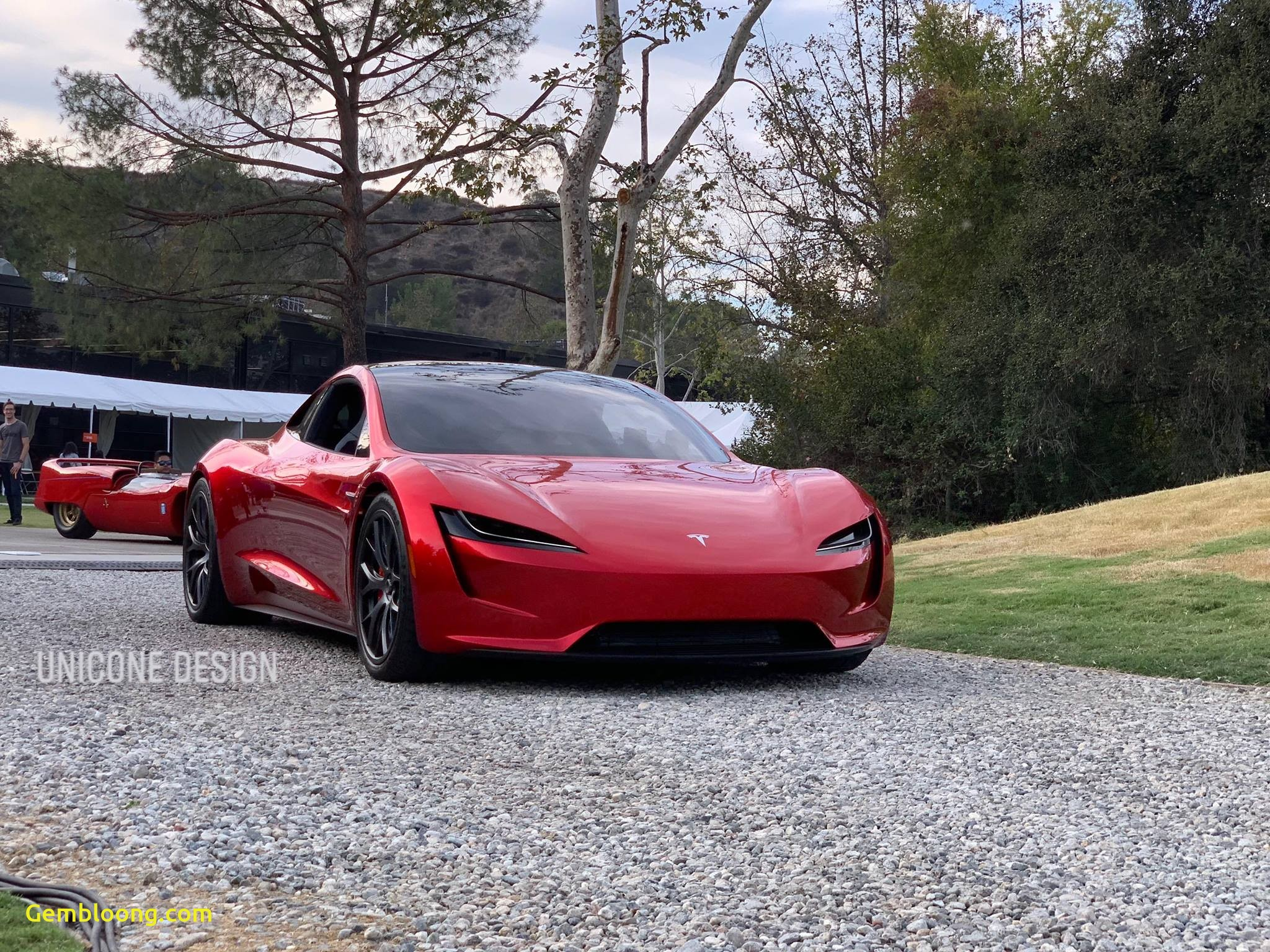Tesla 2020 Best Of 2020 Cannot E soon Enough Tesla Roadster Out In the Wild