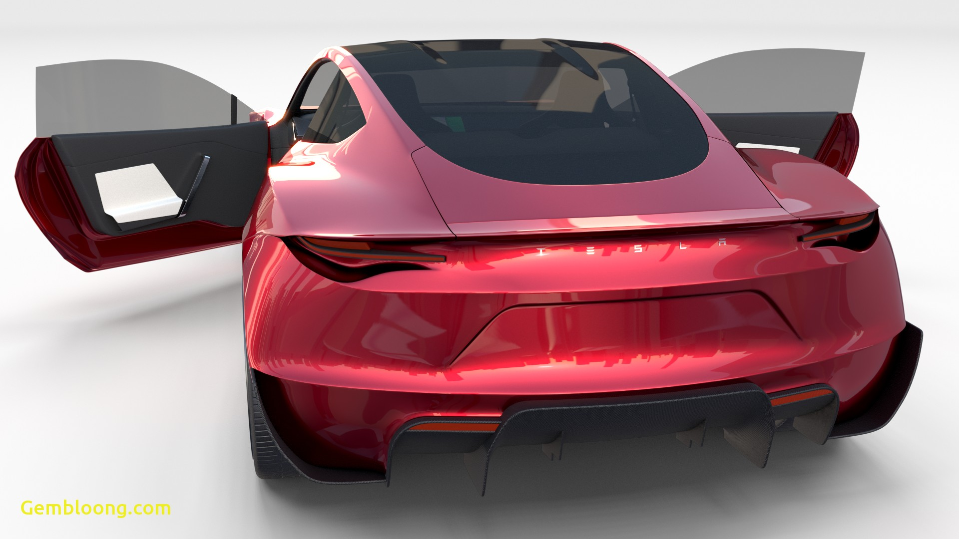 Tesla 2020 Elegant Tesla Roadster Model S X 3 with Interiors and Chassis
