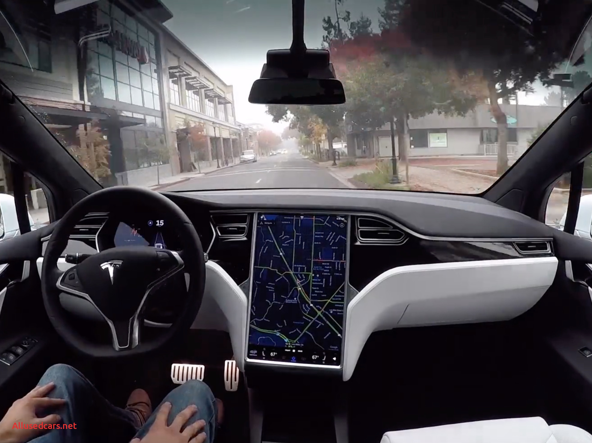 tesla with autopilot awesome we are still working with tesla quot says nvidia a i expert of tesla with autopilot