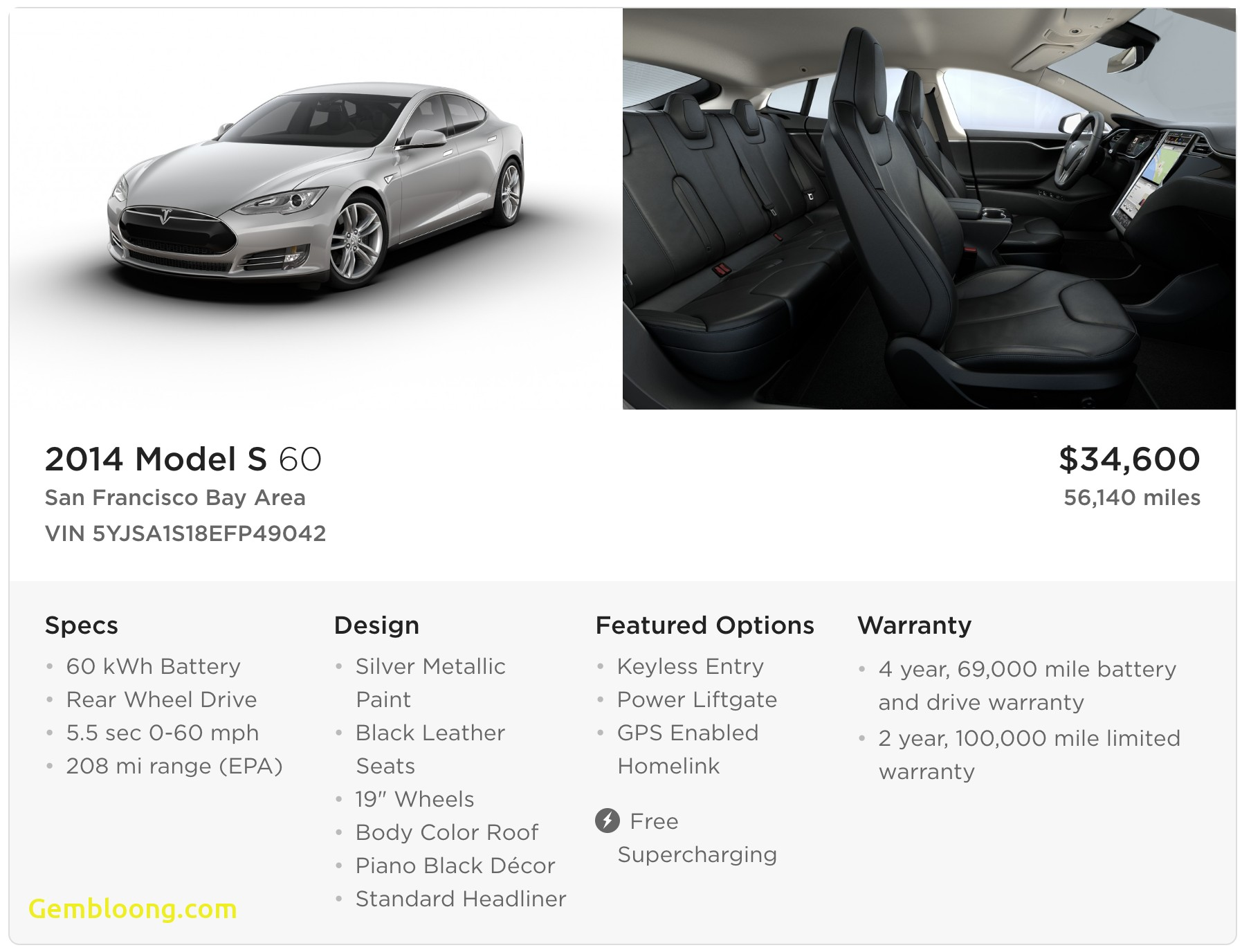 Tesla Cpo Luxury Tesla Opens Up Sale A $35 000 Used Electric Car today