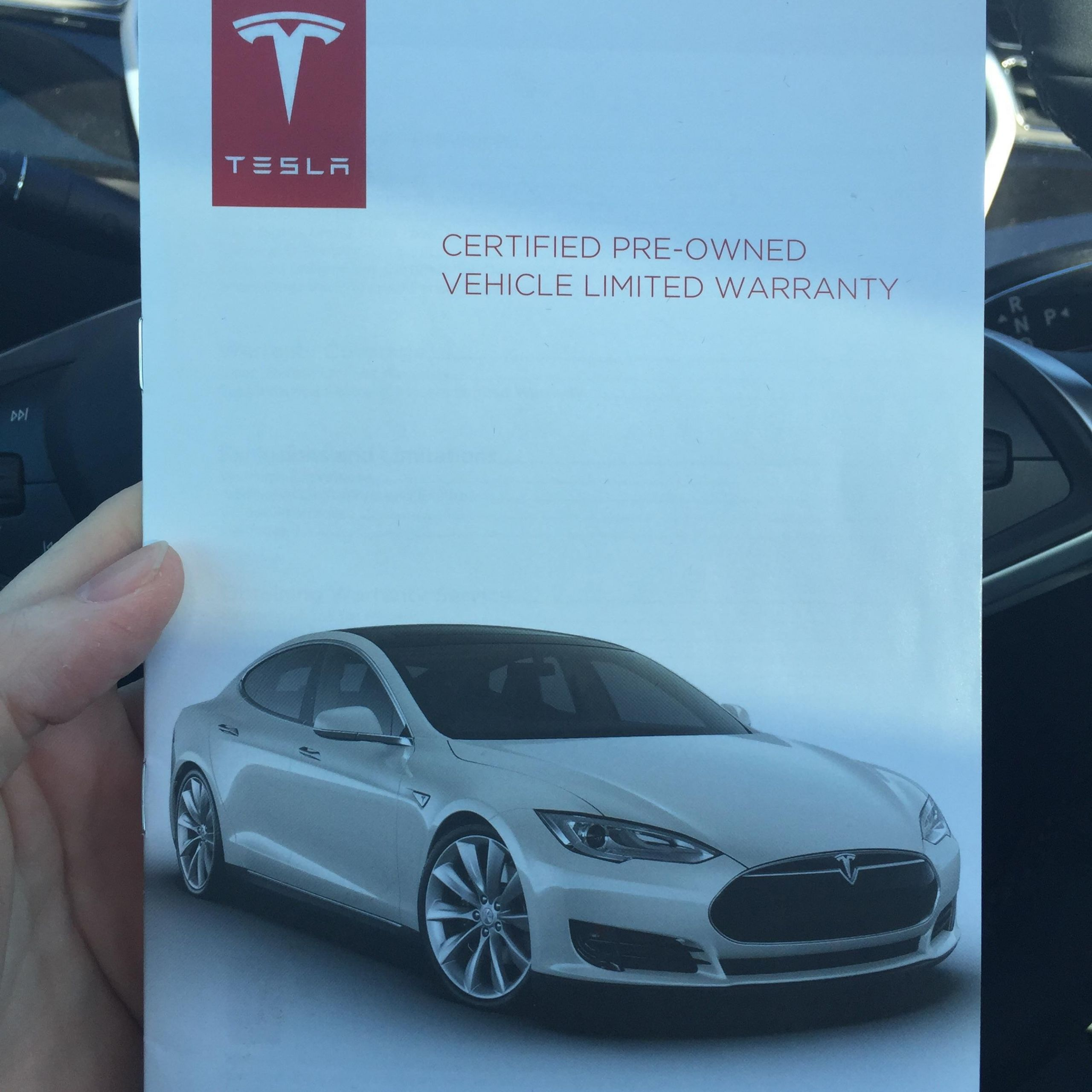 Tesla Cpo New Tesla Model S now Has A Certified Pre Owned Program the