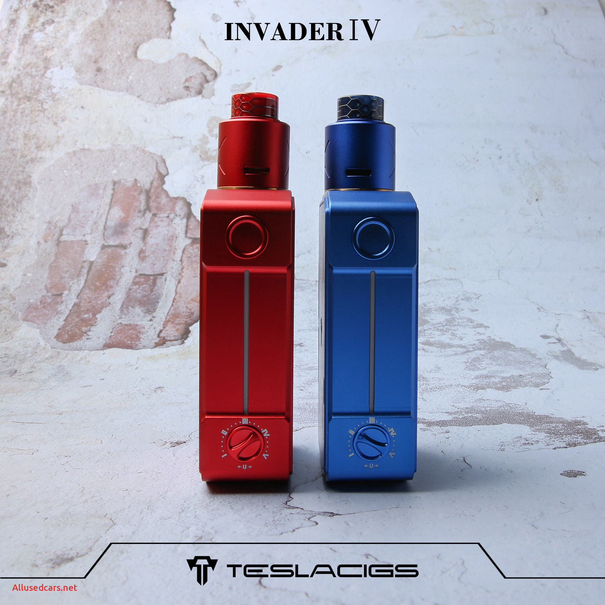 New Tesla Invader 4x Kit