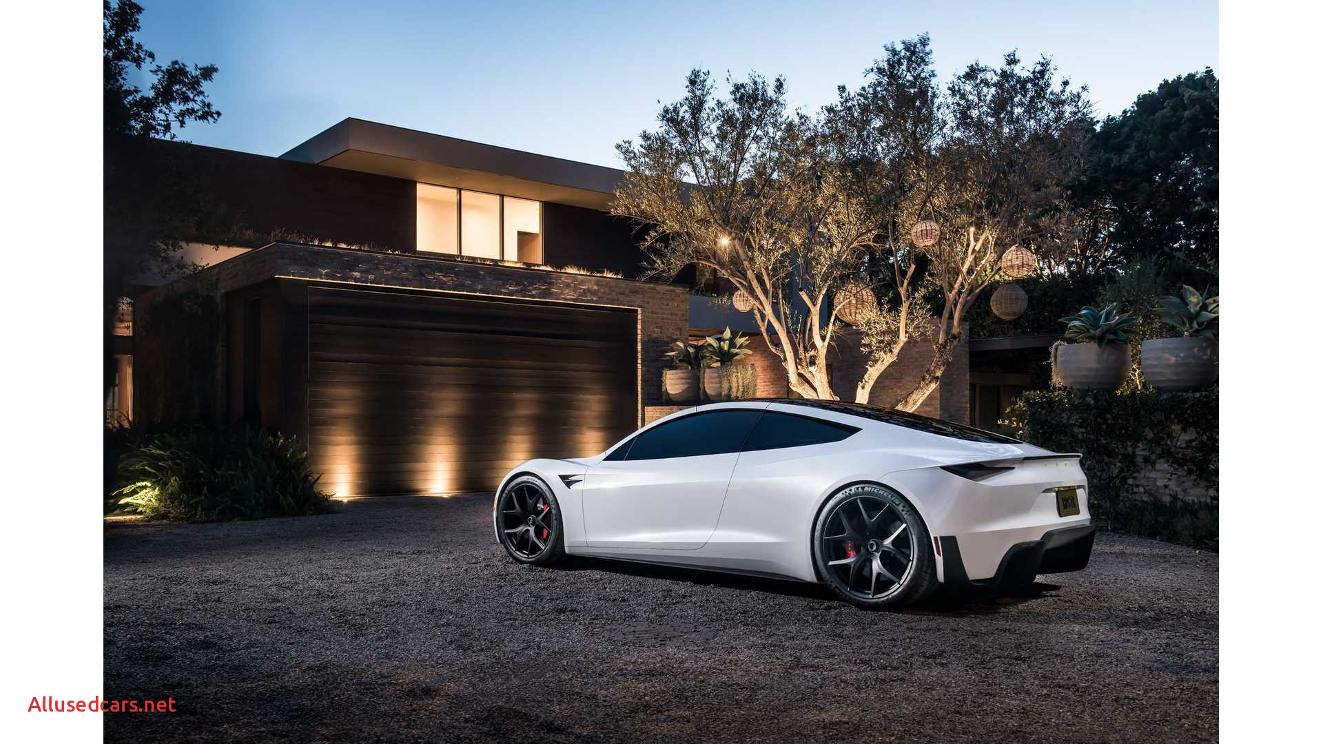 Tesla Jakarta Luxury Download Tesla Roadster 2020 Wallpaper