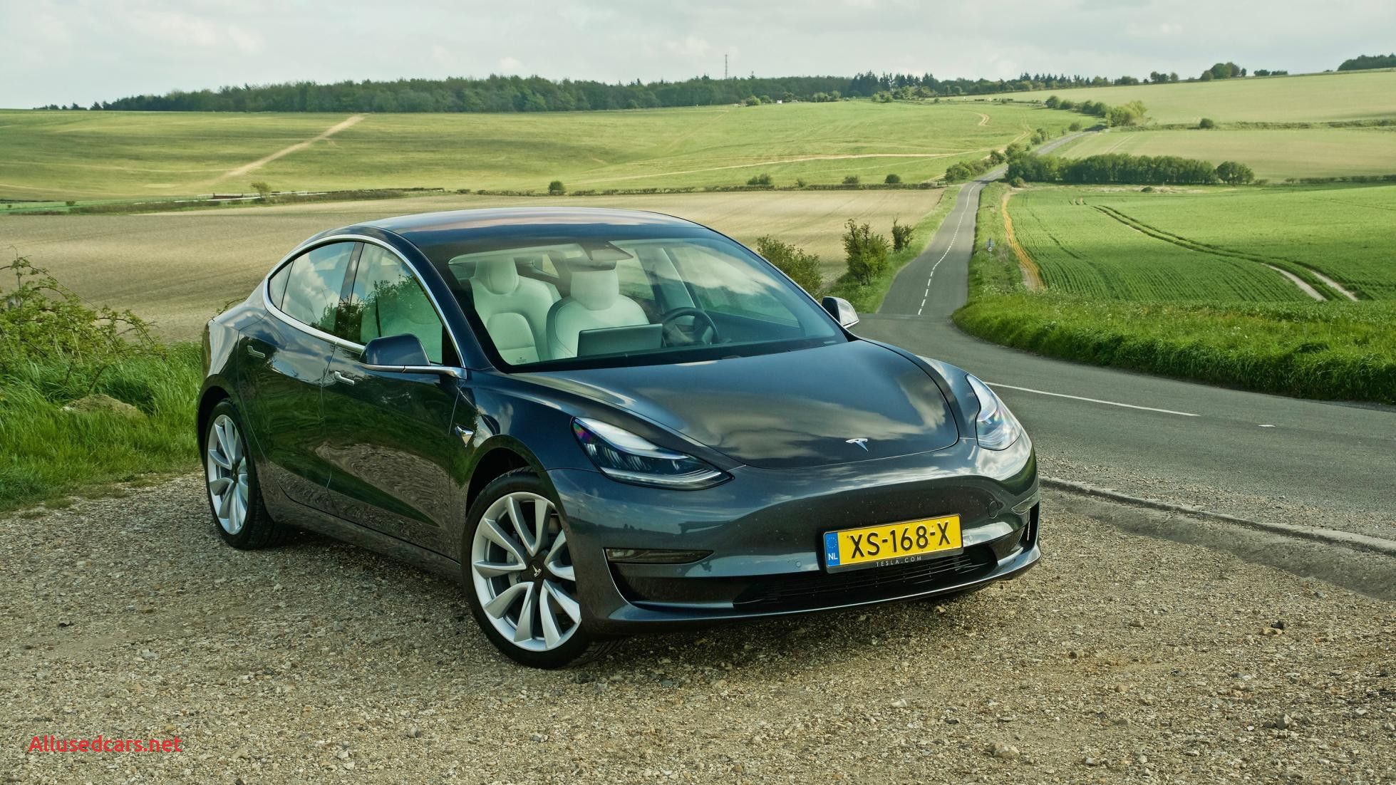 Tesla Model 3 Beautiful the Fastest Charging Car In the World the Tesla Model 3