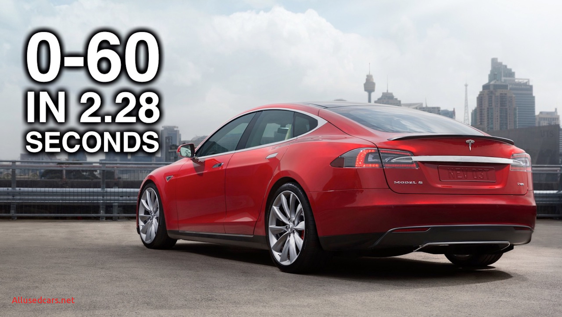 Tesla Model S Unique Video Explains How Tesla Model S P100d Takes Just 2 28