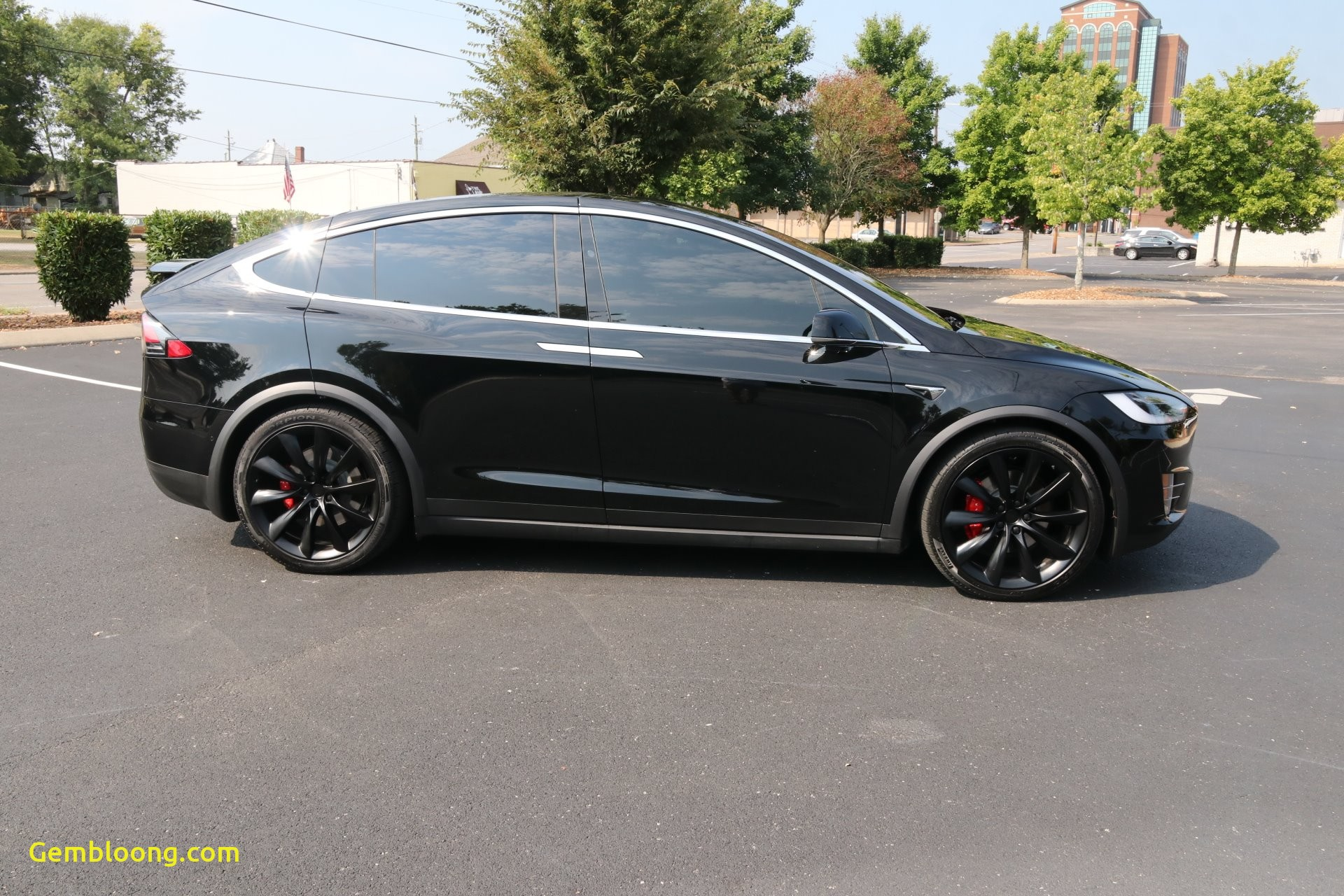 Tesla X Awesome Used 2019 Tesla Model X P100d for Sale $114 950