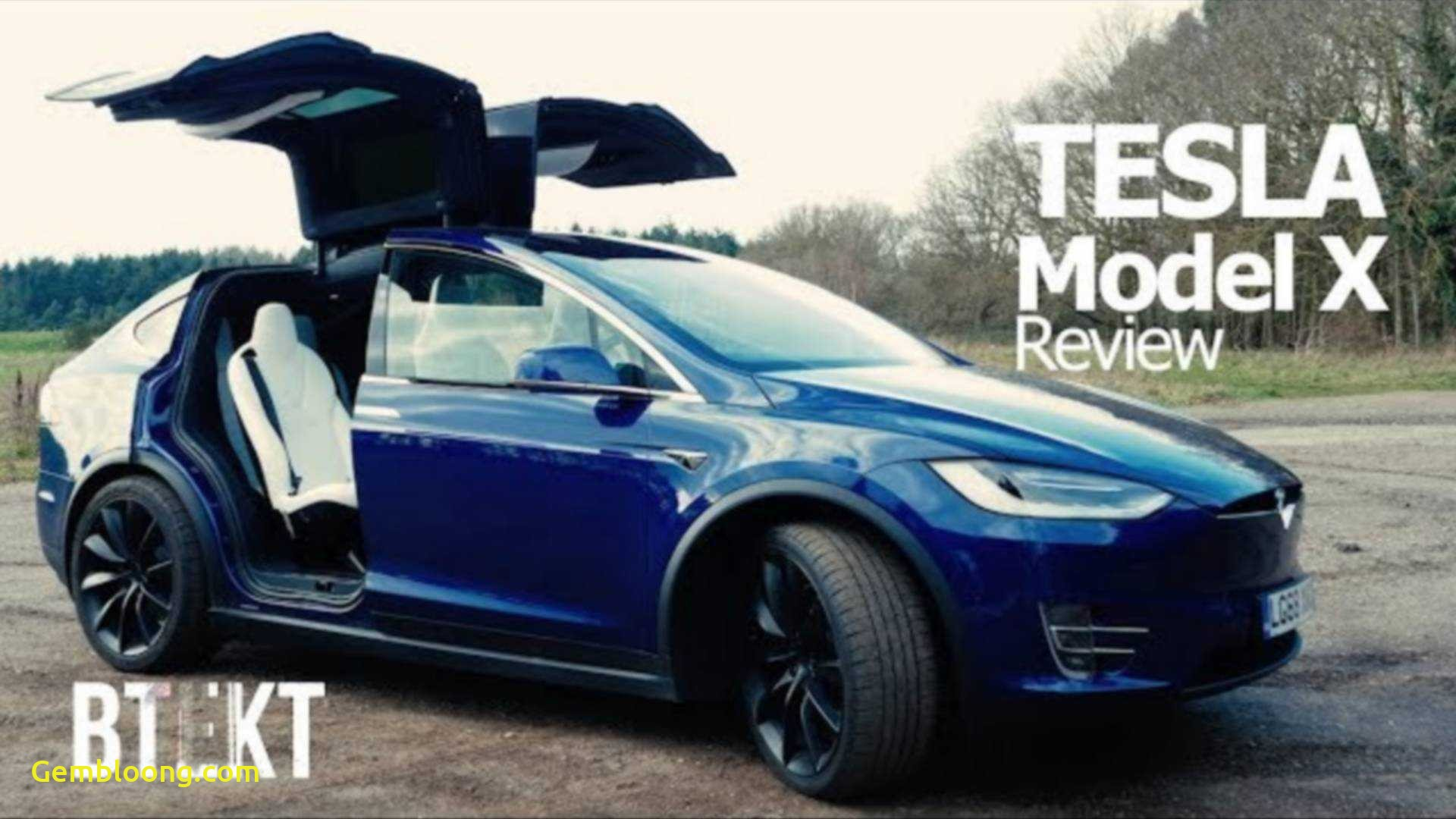Tesla X Awesome What Does A Petrolhead Think the Tesla Model X