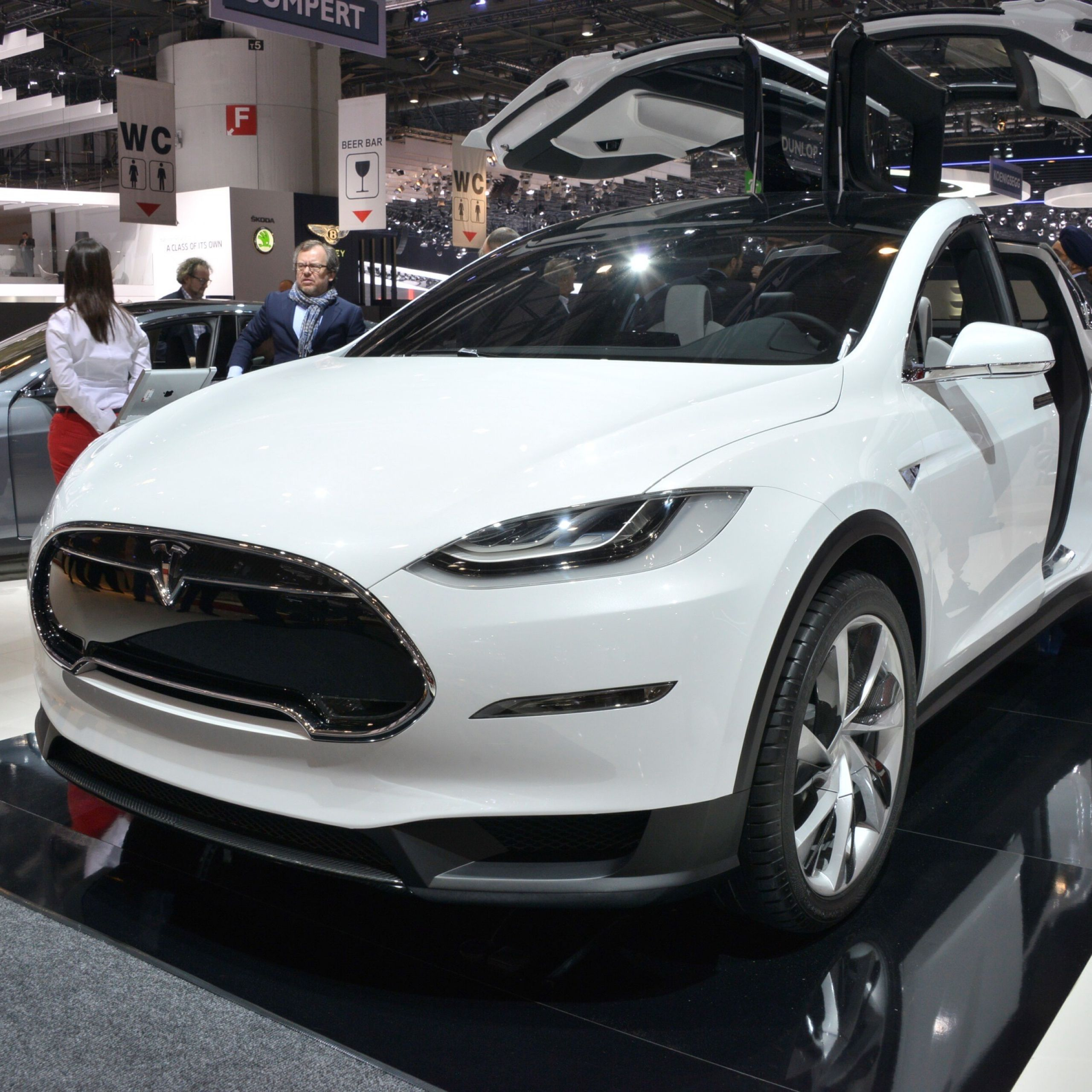 Tesla X Best Of Tesla to Launch Model X Crossover On September 29