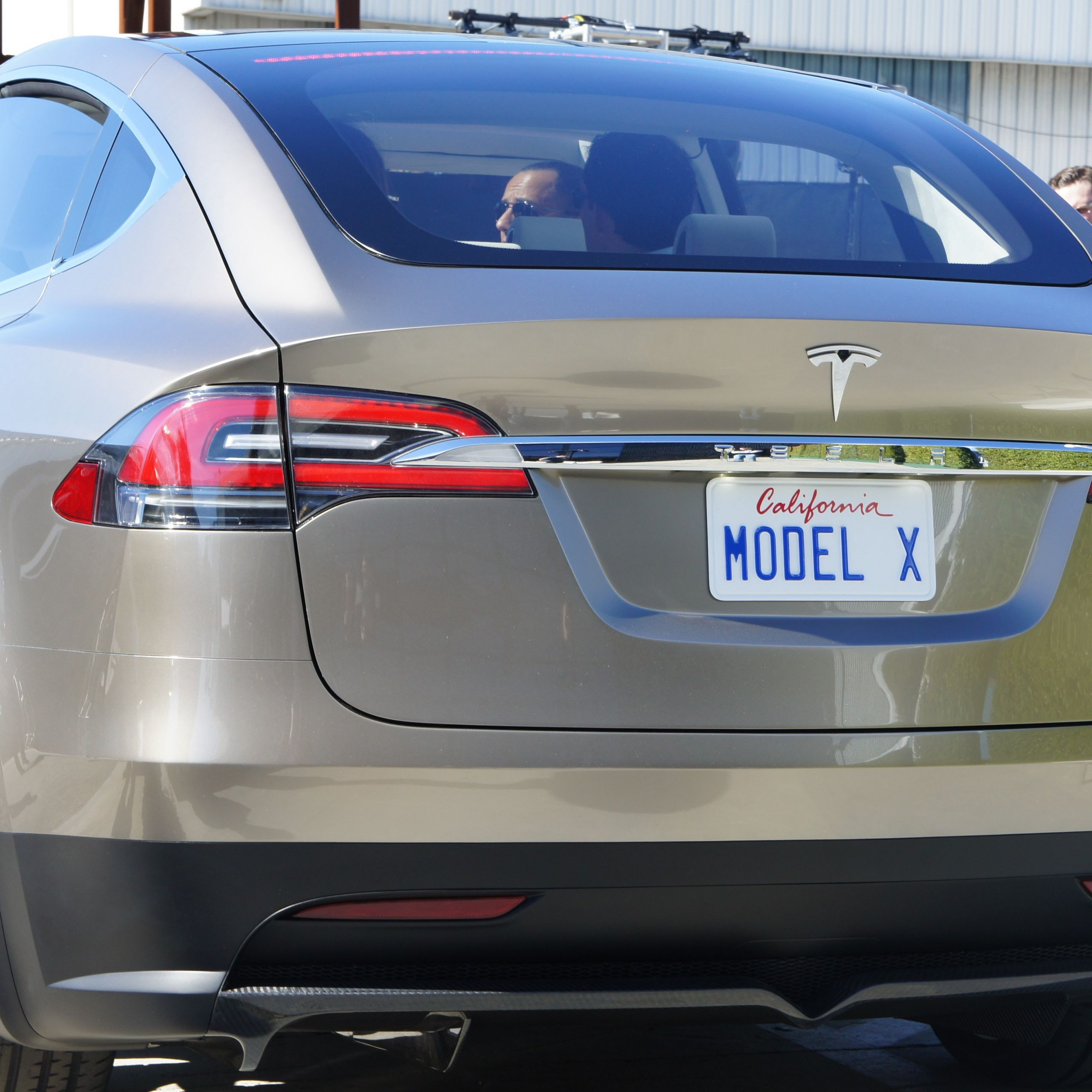 Tesla X Best Of the First Photos Of Tesla S Electric Suv the Model X – Gigaom