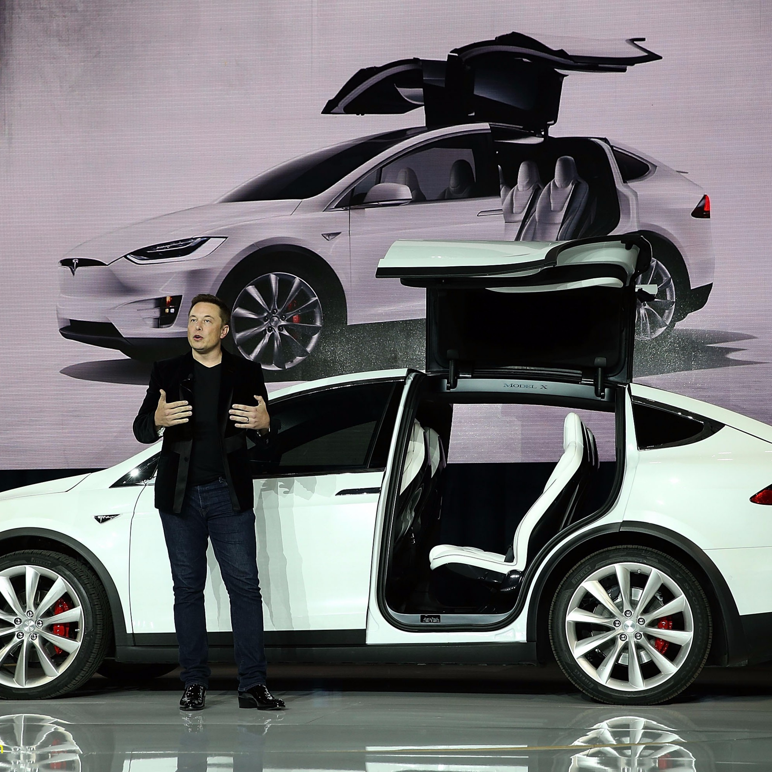 Tesla X Lovely Tesla Claims Parts Supplier Caused Model X Falcon Wing Door