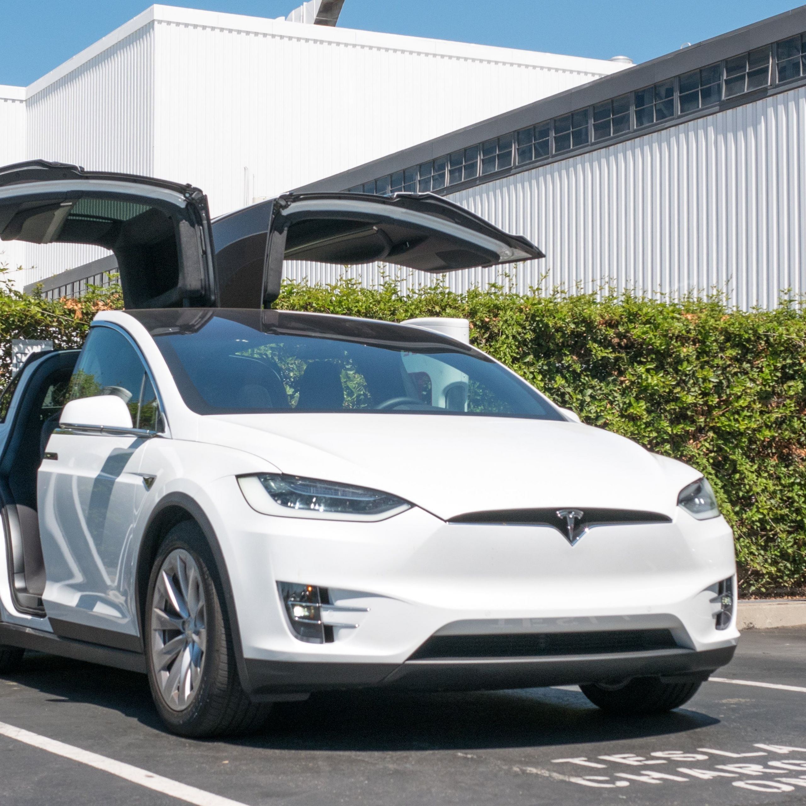 Tesla X Lovely Tesla Inc Lowers the Price for Its Model X