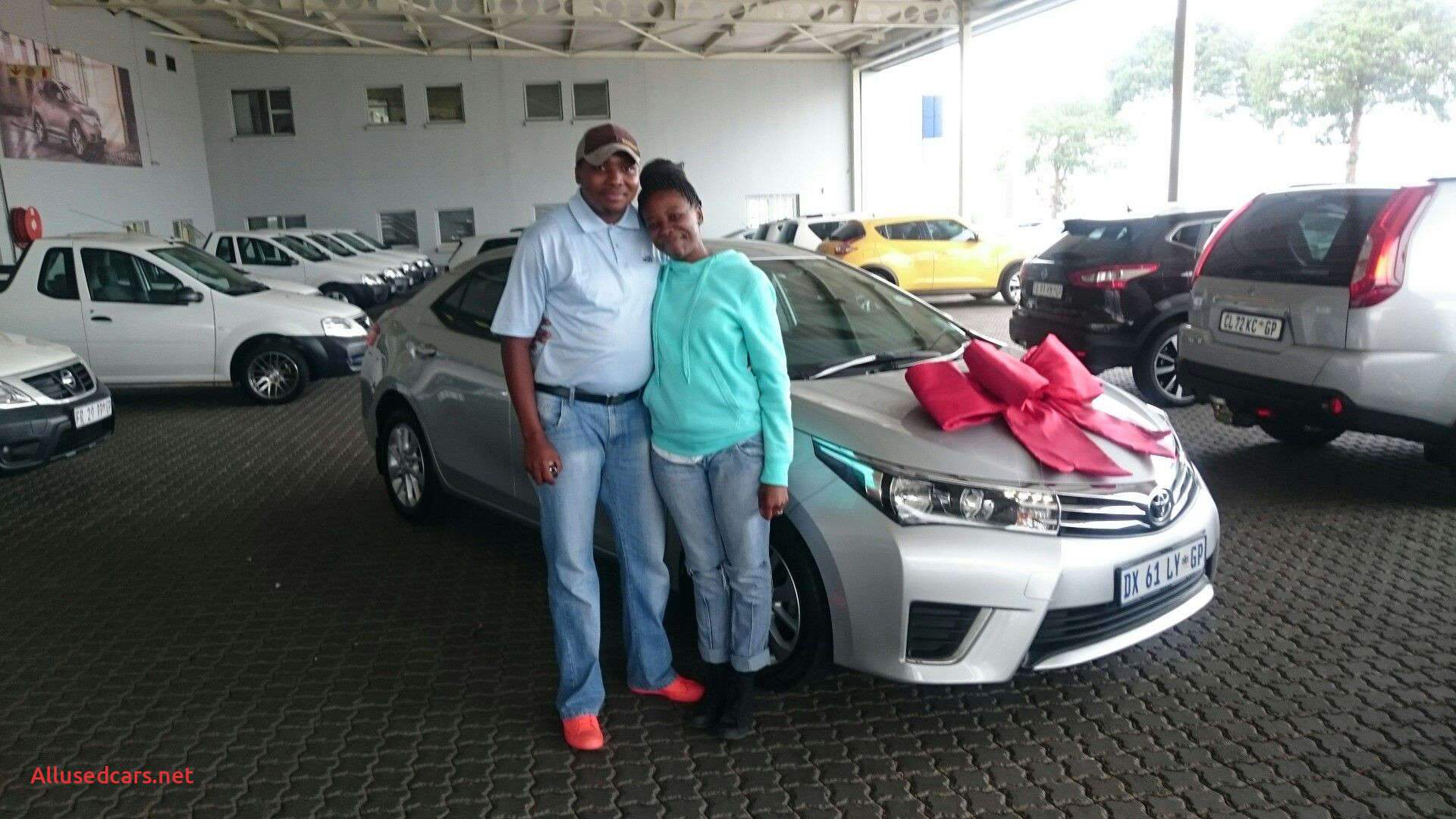 Toyota Corolla Sport Elegant Congratulations to Mr and Mrs Magae On their toyota