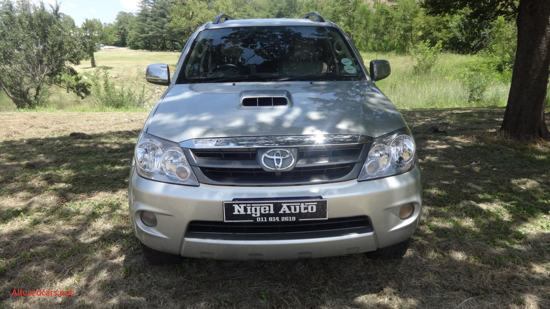 toyota fortuner 3 0d 4d 4x4 2008 id or