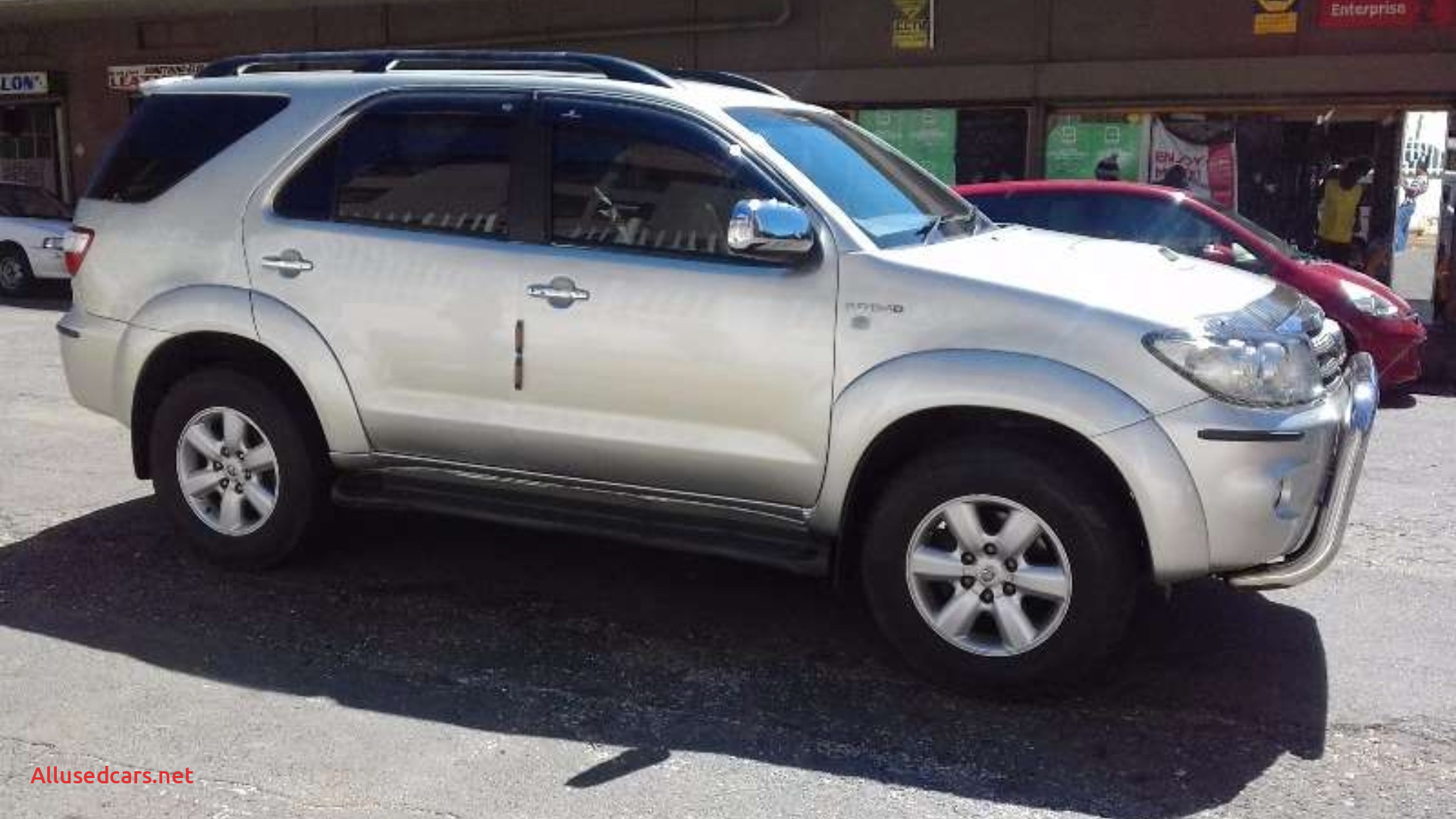 toyota fortuner 3 0d 4d 4x4 auto 2009 id or