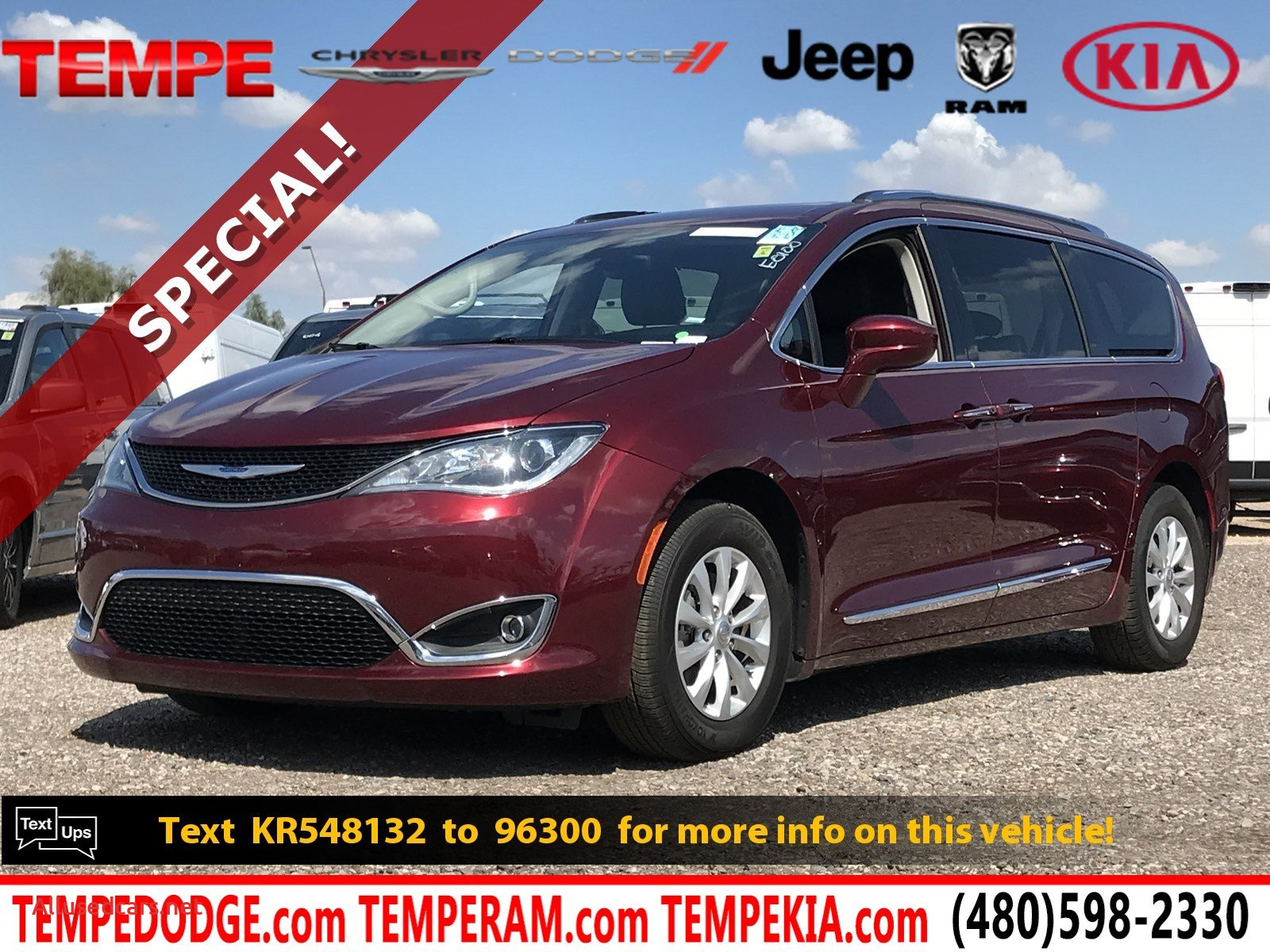 Truecar Used Cars Luxury Pre Owned 2019 Chrysler Pacifica touring L Fwd Mini Van Passenger