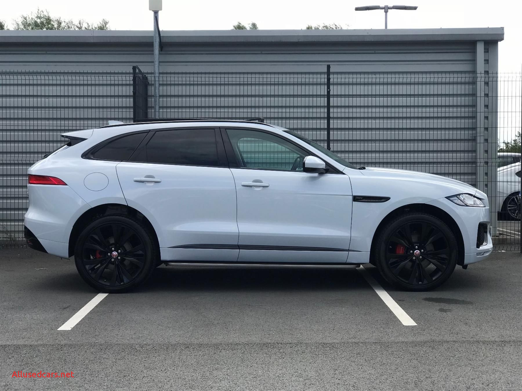 United Auto Sales New Used 2019 Jaguar F Pace 3 0d V6 S 5dr Auto Awd for Sale In