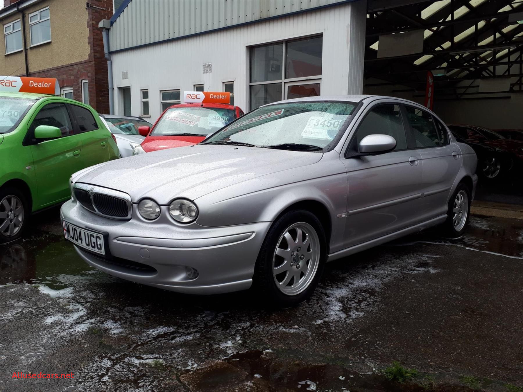 Used Acura Inspirational Used 2004 Jaguar X Type 2 0d Classic Diesel 4 Door From