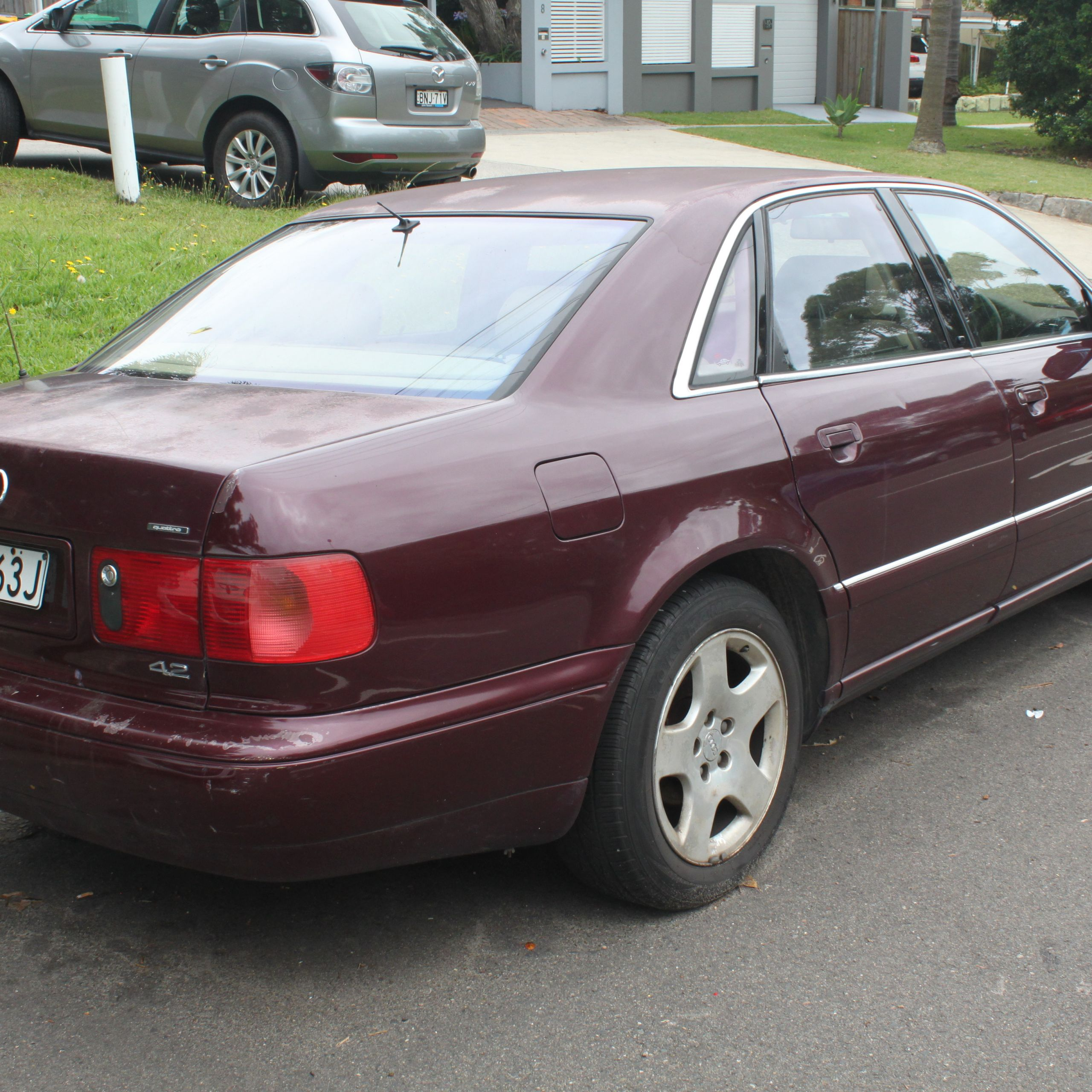 Used Audi A6 Best Of Audi A8