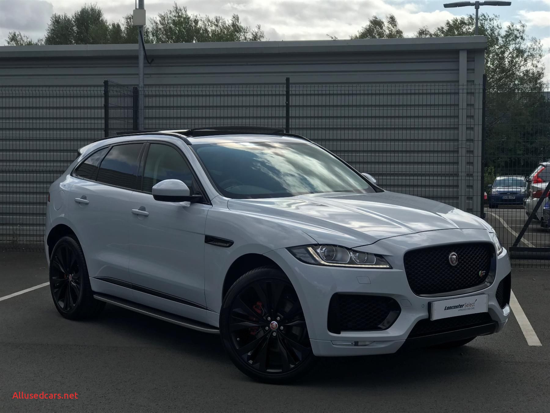 Used Audi Lovely Used 2019 Jaguar F Pace 3 0d V6 S 5dr Auto Awd for Sale In